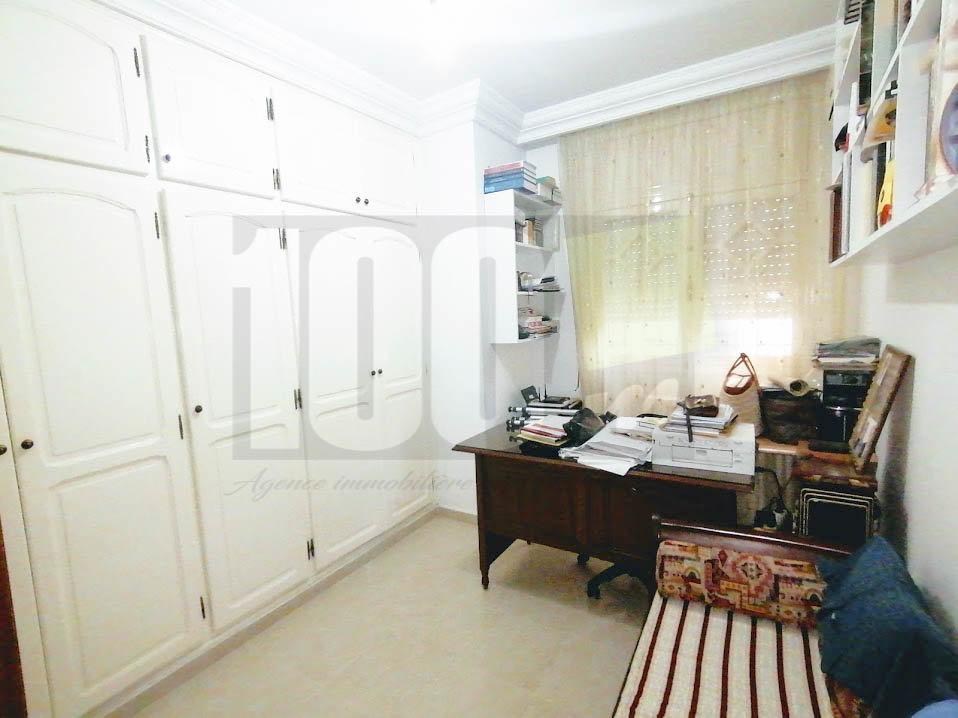 vente appartement S+4 à Ain Zaghouan