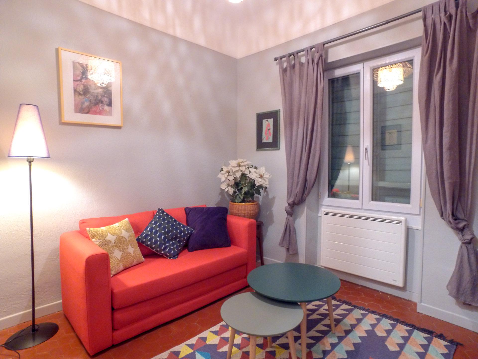appartement T3 de charme quartier recherché