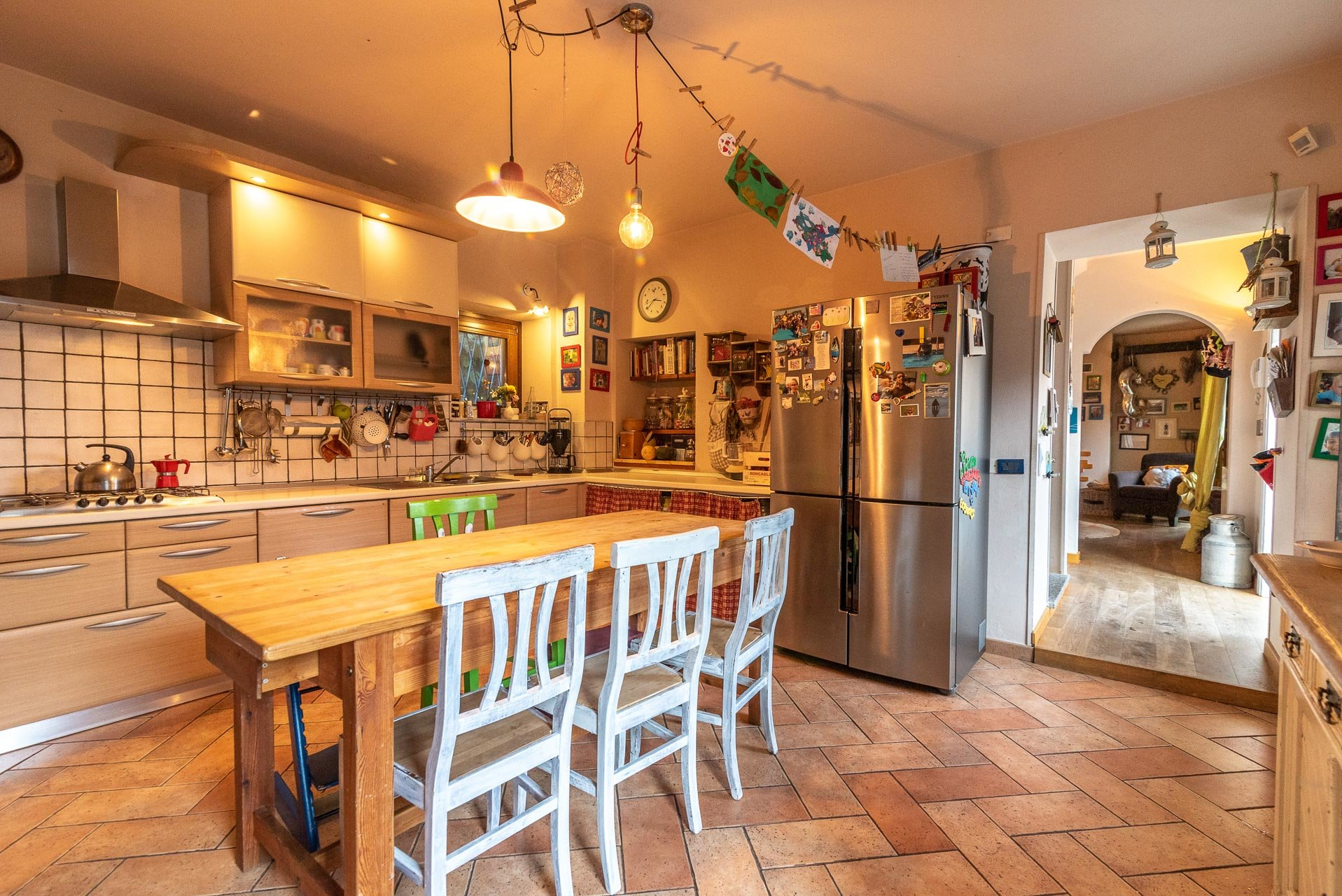 Country house for sell in Paruzzaro - kitchen