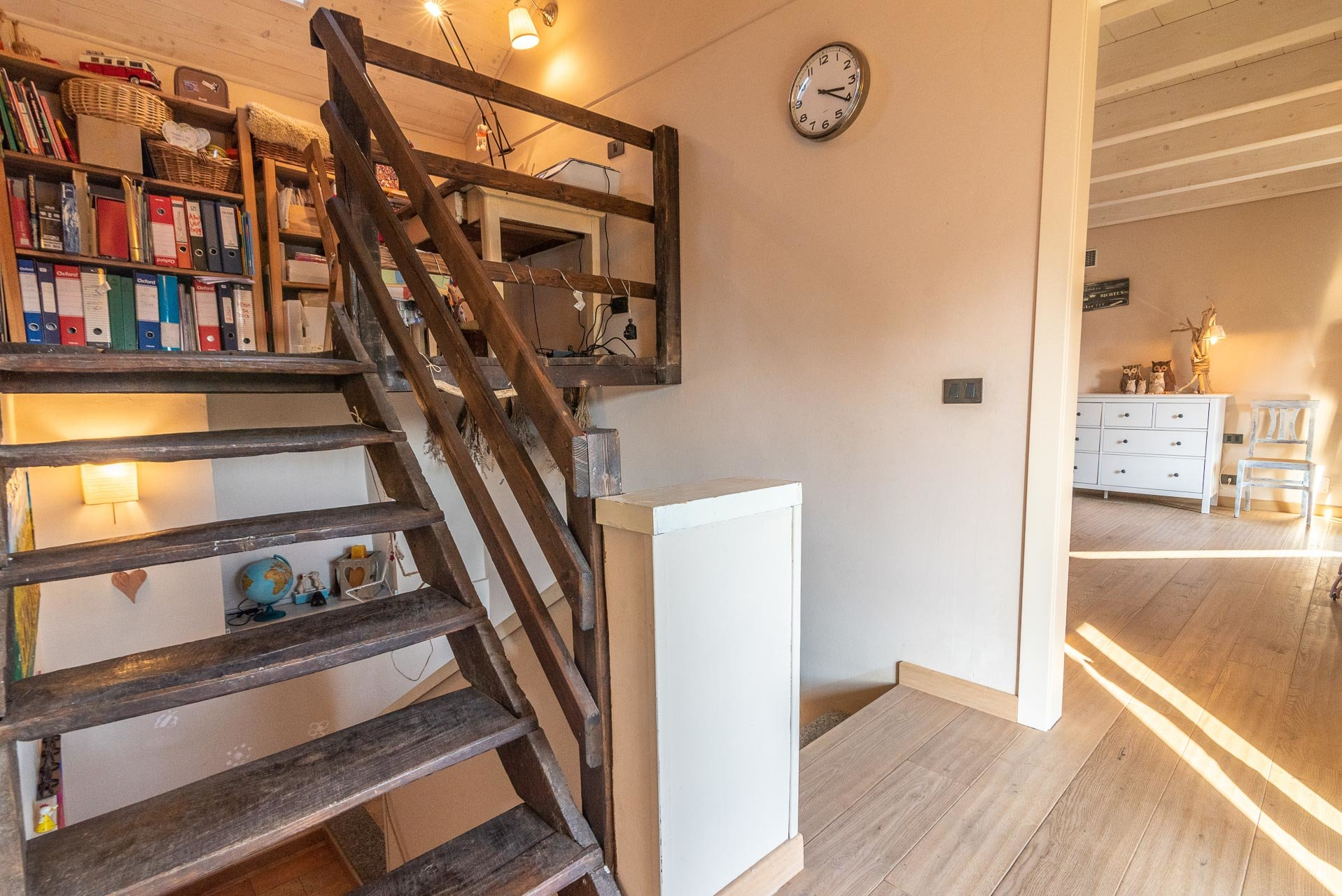 Country house for sell in Paruzzaro - loft studio