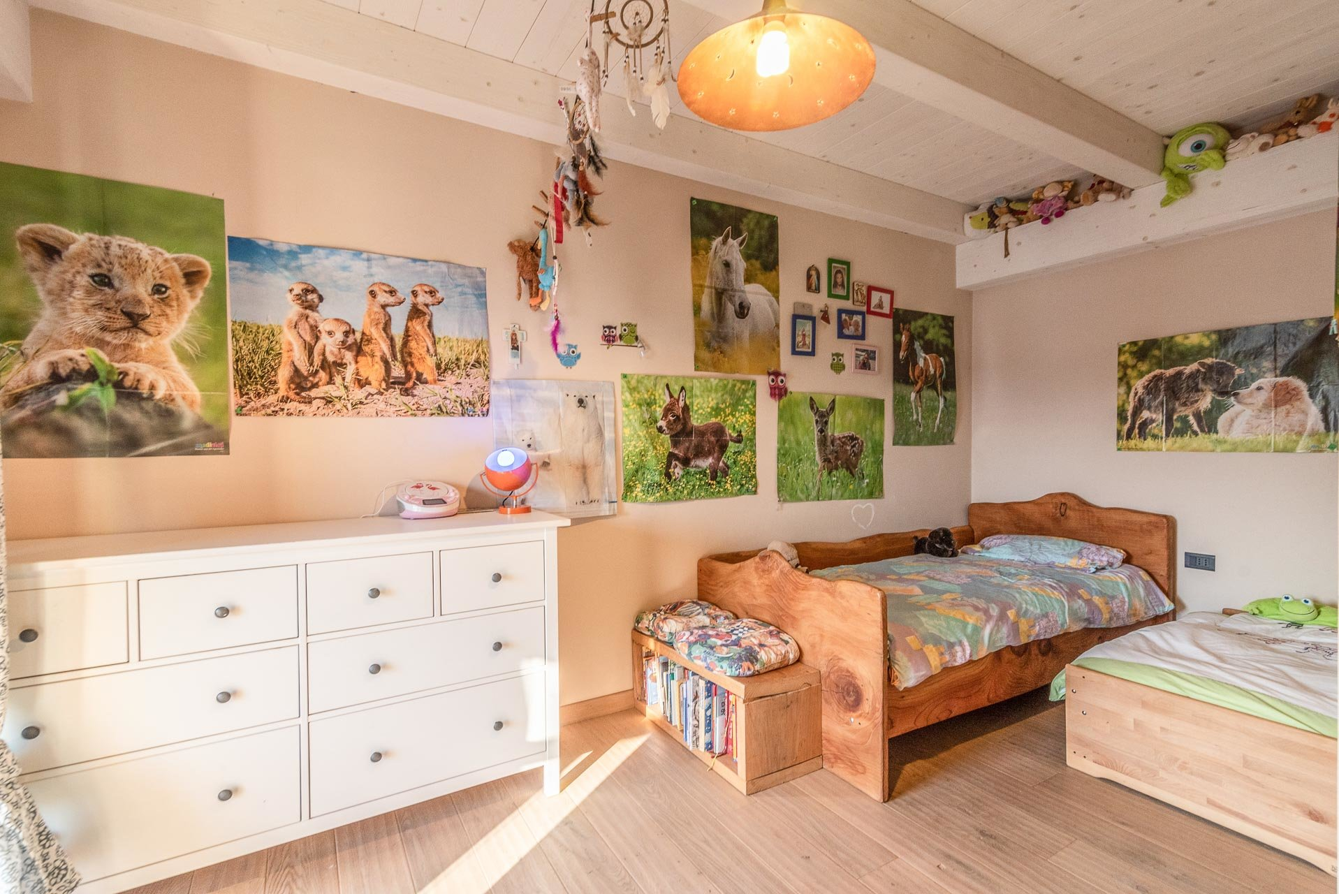 Country house for sell in Paruzzaro - single bedroom