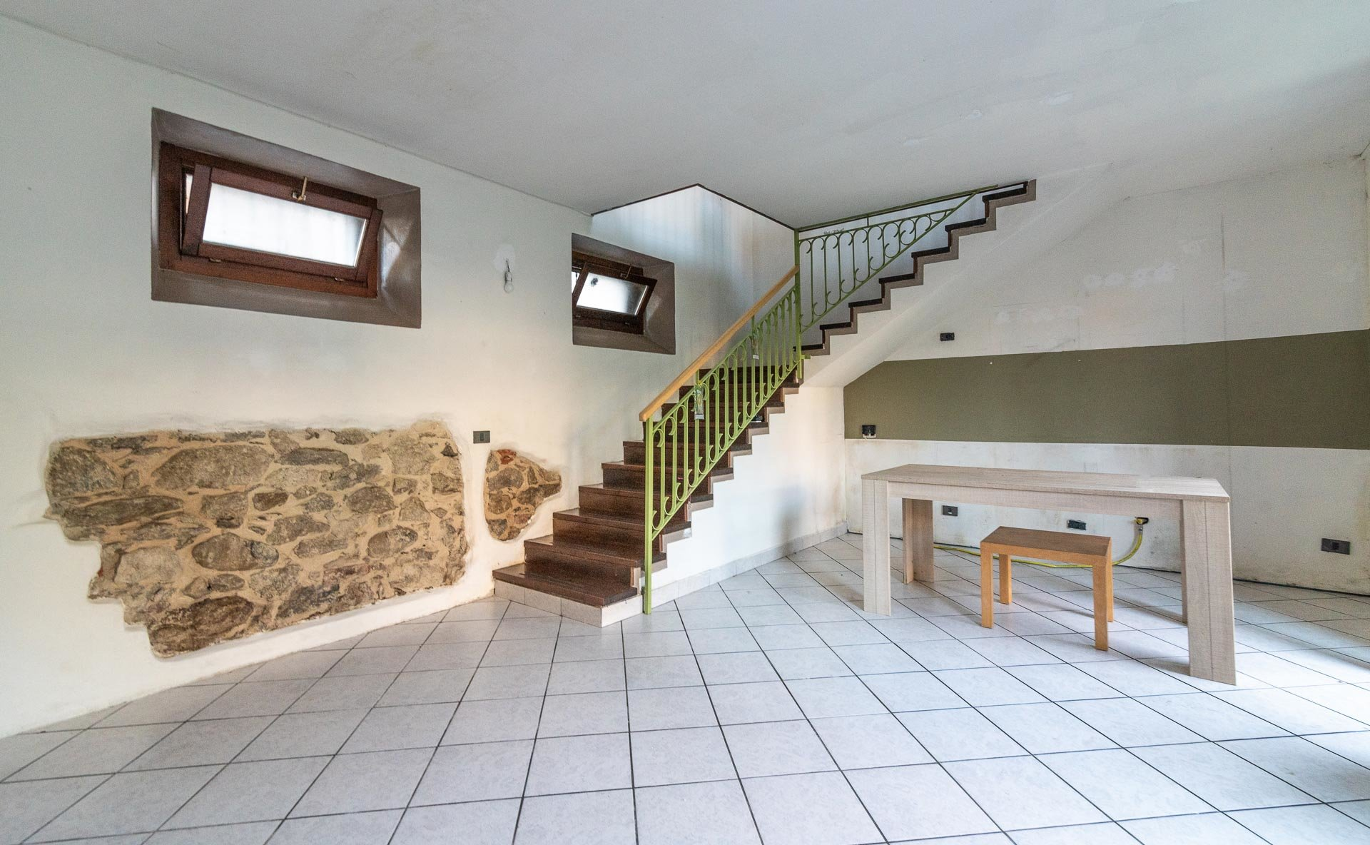 Country house for sell in Paruzzaro - ground floor