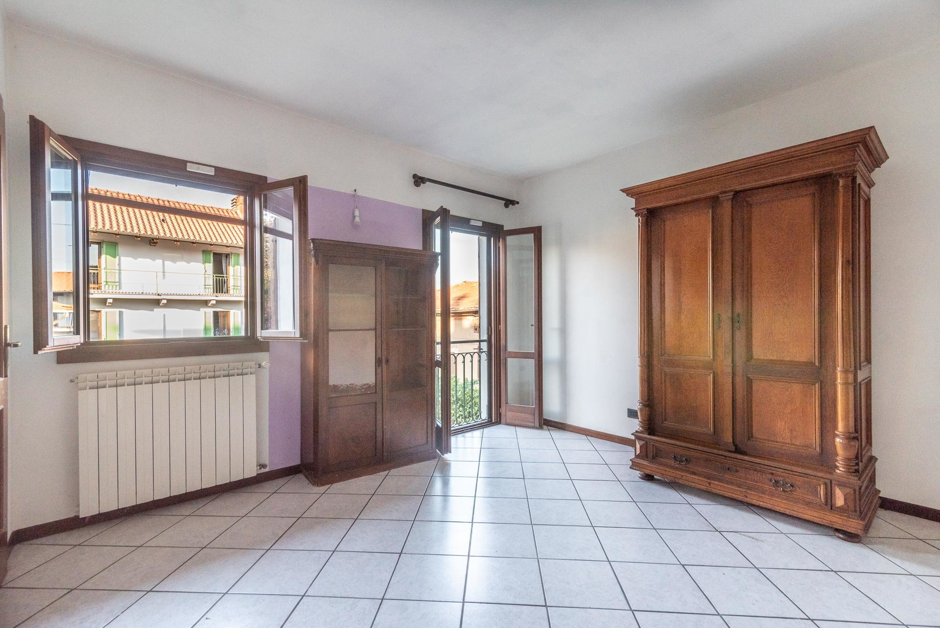 Country house for sell in Paruzzaro - corridor