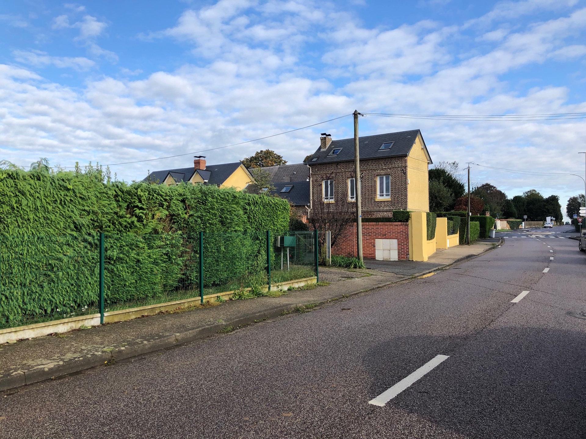 Sale Plot of land - Franqueville-Saint-Pierre