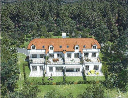 Une villa contemporaine aux charmes d'autrefois