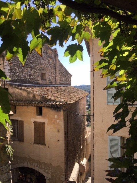Saint-Paul village