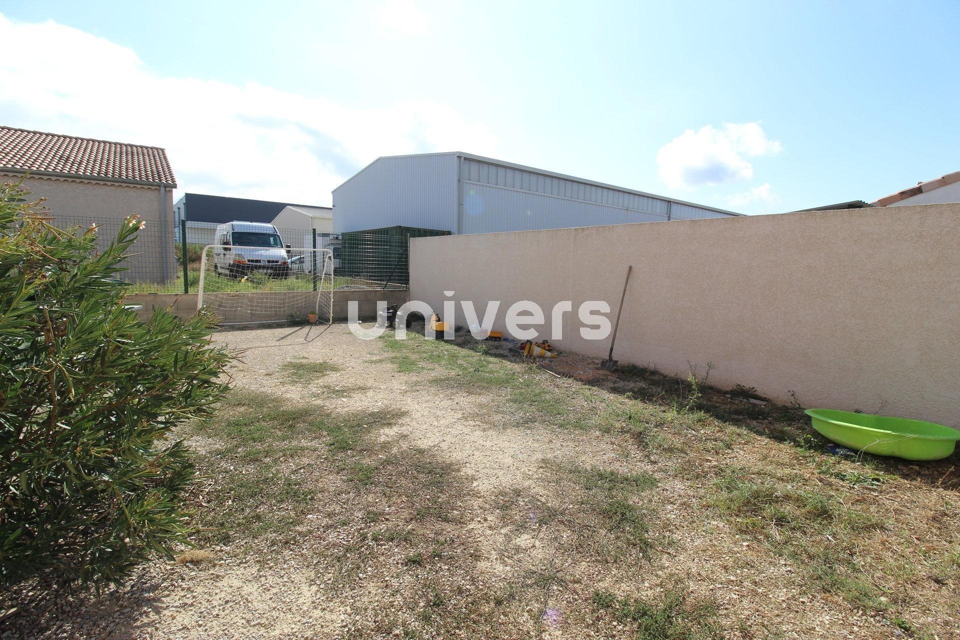 Maison de 86m² avec jardin - Montélier