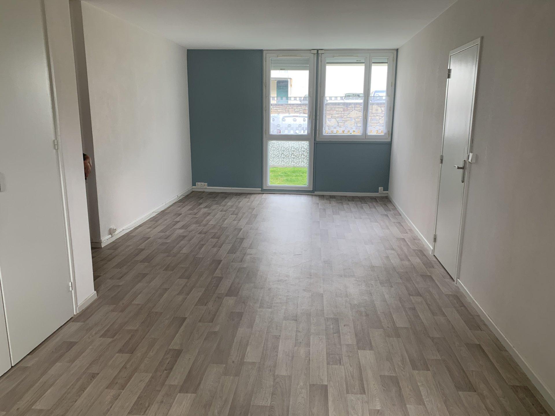 A VENDRE, Landivisiau, appartement 3 pièces en rez-de-chaussée