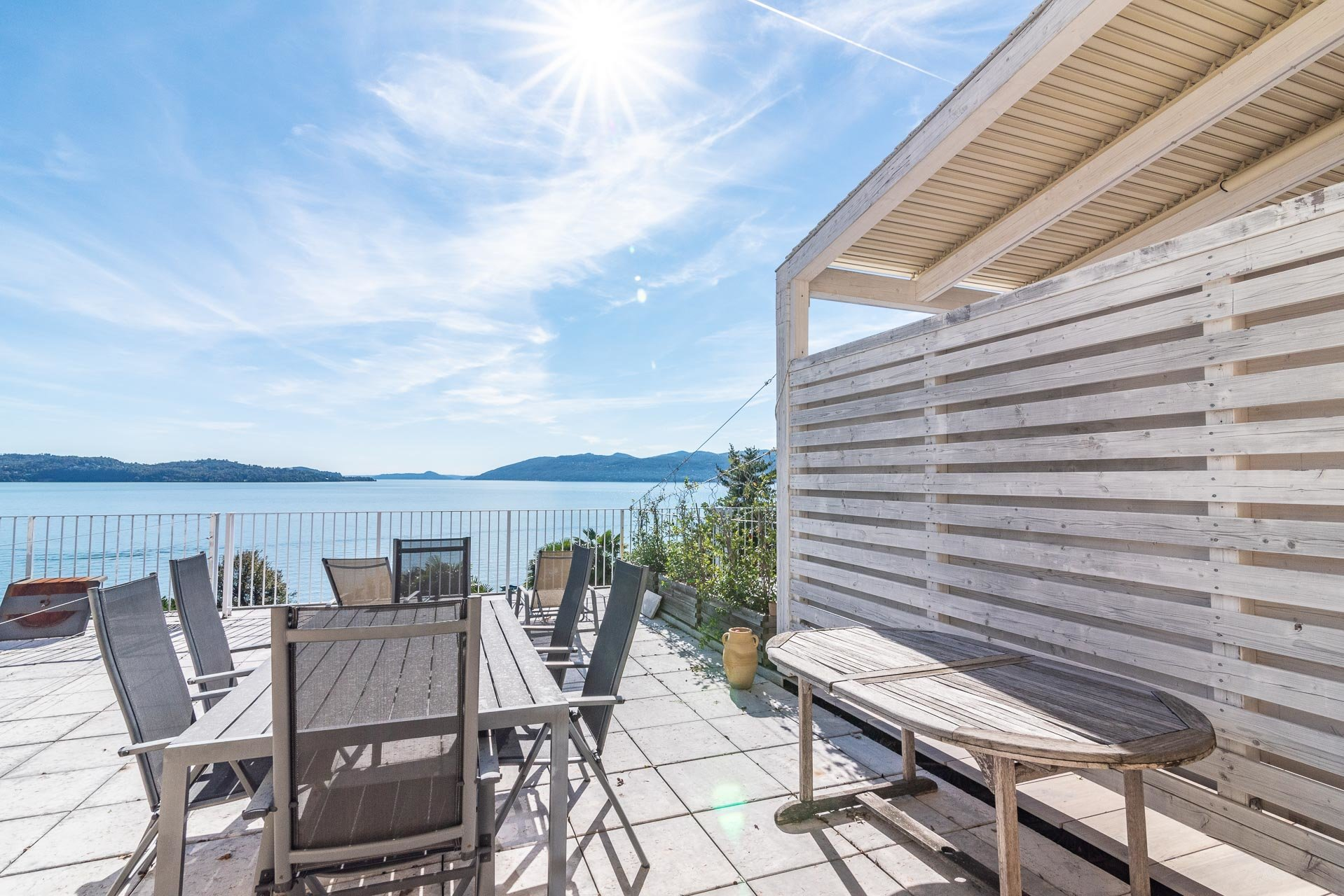 Sale on Lake Maggiore Renovated Loft in Ghiffa