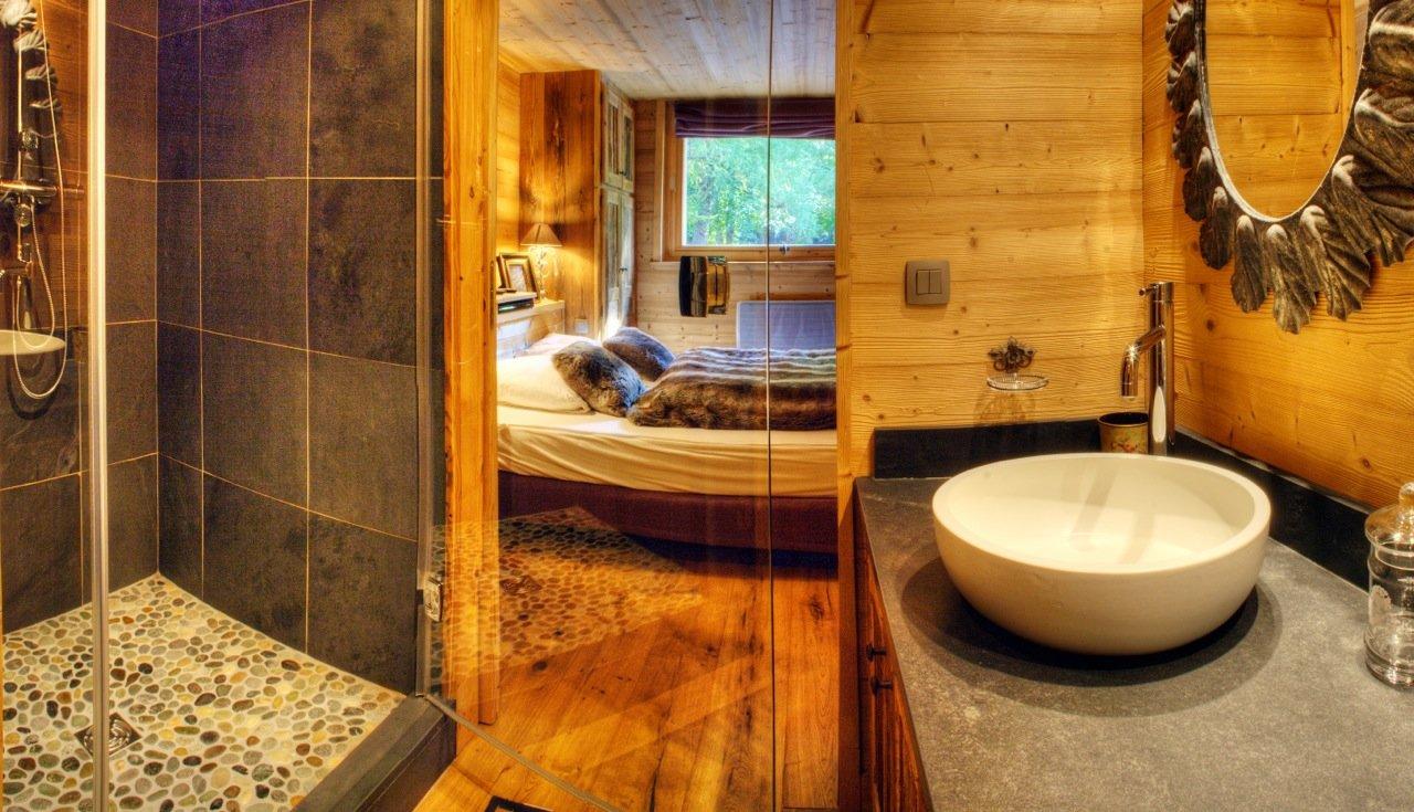 Affitto stagionale Chalet - Chamonix-Mont-Blanc Les Praz