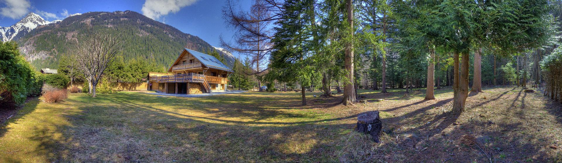 Сезонная аренда Шале - Шамони́-Монбла́н (Chamonix-Mont-Blanc) Les Praz