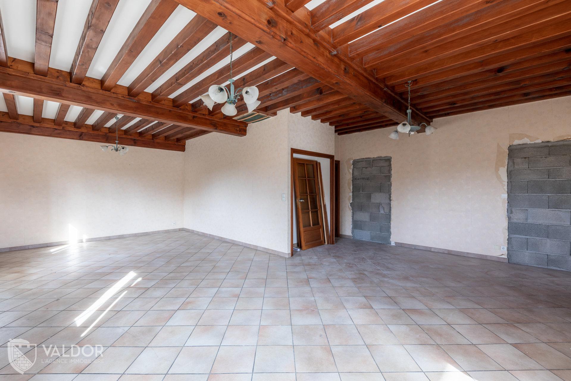 Appartement dans villa en plateau de type 3