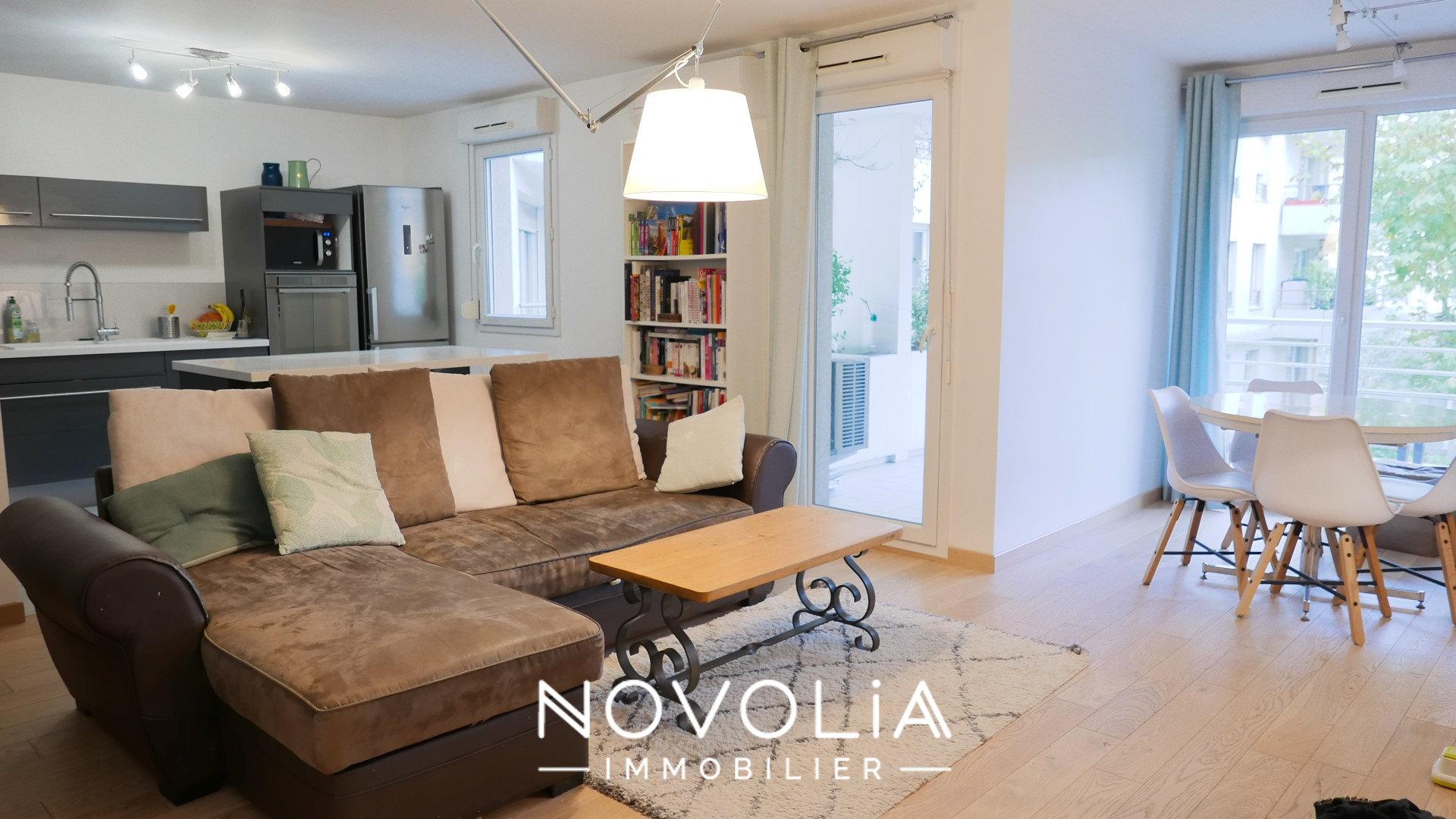 Achat Appartement, Surface de 75 m²/ Total carrez : 74.75 m², 4 pièces, Lyon 8ème (69008)