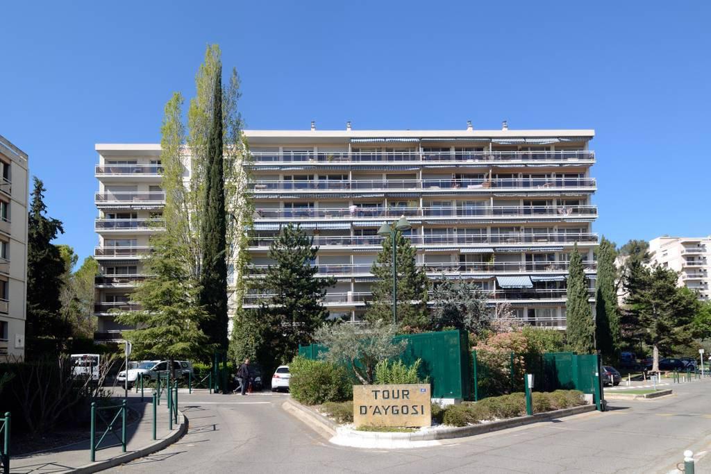 Aix-en Provence -10mn du centre ville T3 60m²