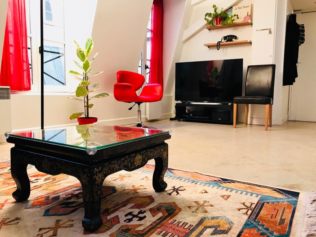 Rental Apartment - Paris 4th (Paris 4ème)