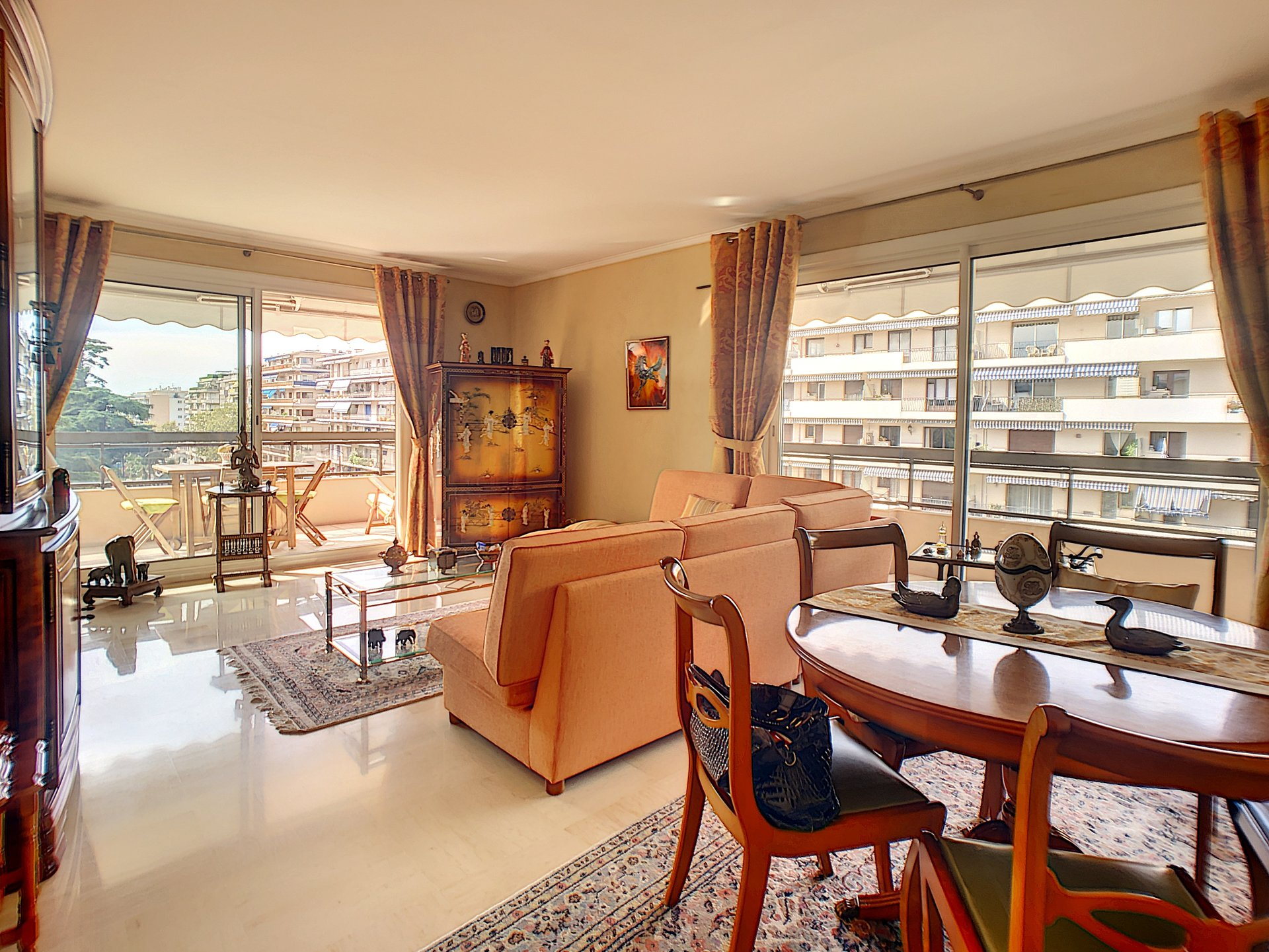 Life annuity Apartment - Le Cannet Carnot