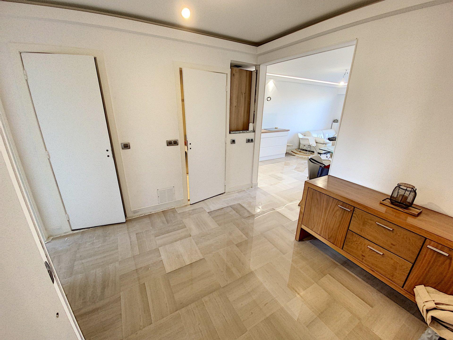 CAGNES SUR MER (06800) - Appartement 3 pièces - 1 chambre - 1 bureau