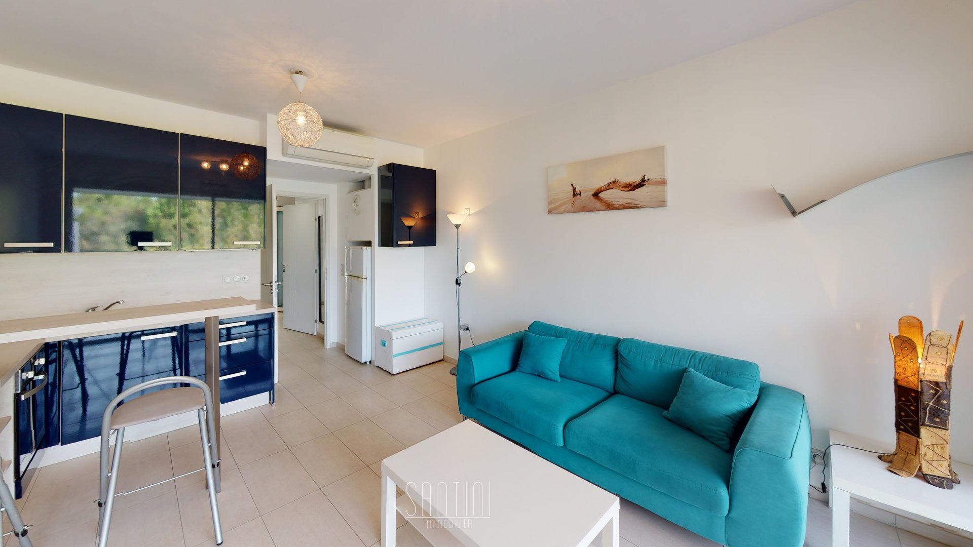 Appartement 2 pièces - Calvi