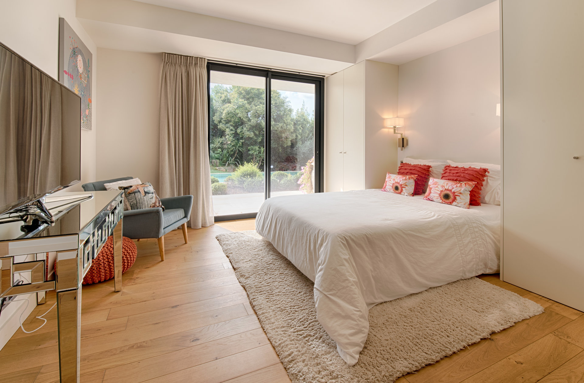CONTEMPORARY - 4 bedrooms - Sea View