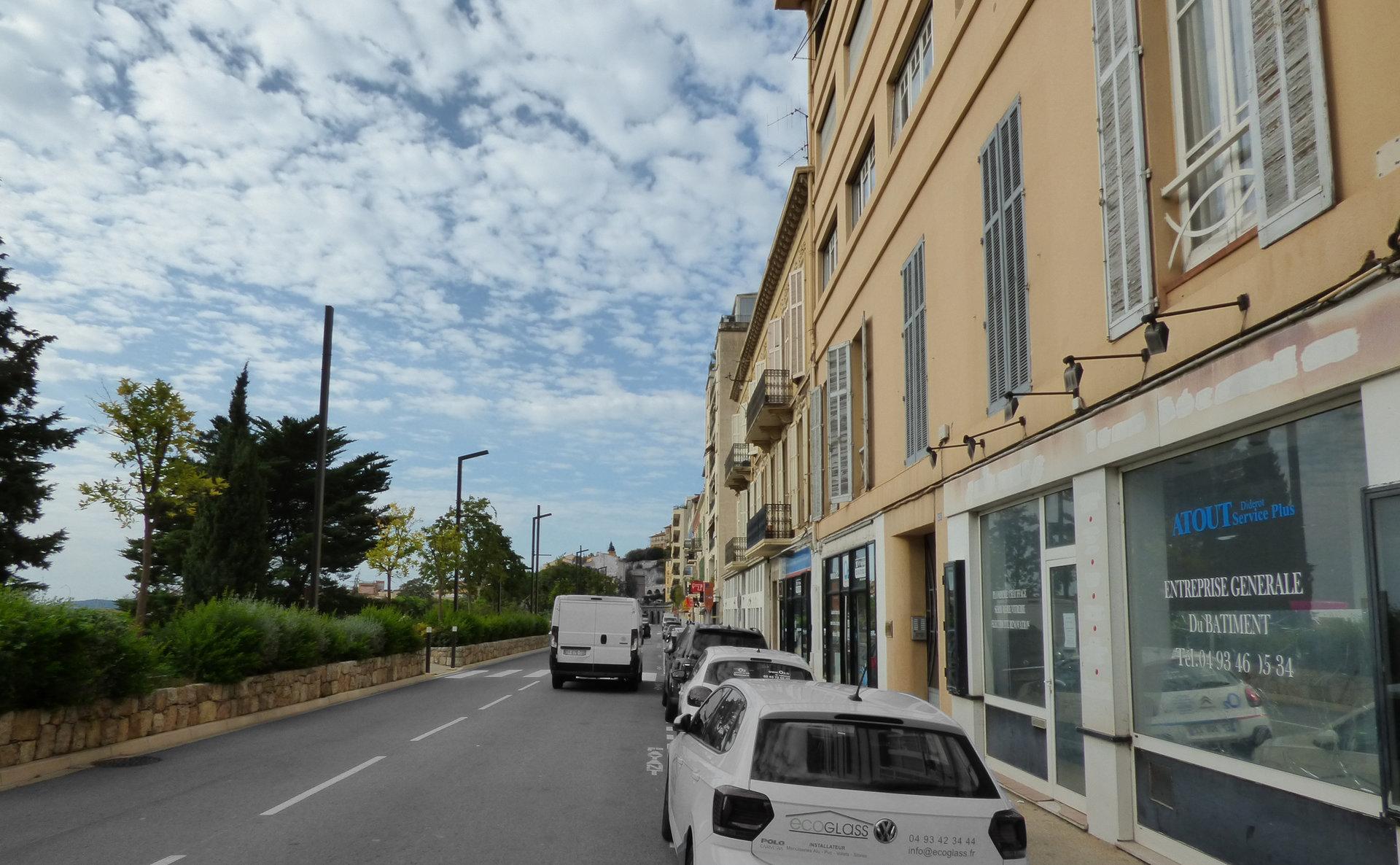 Local à vendre avenue Thiers à Grasse