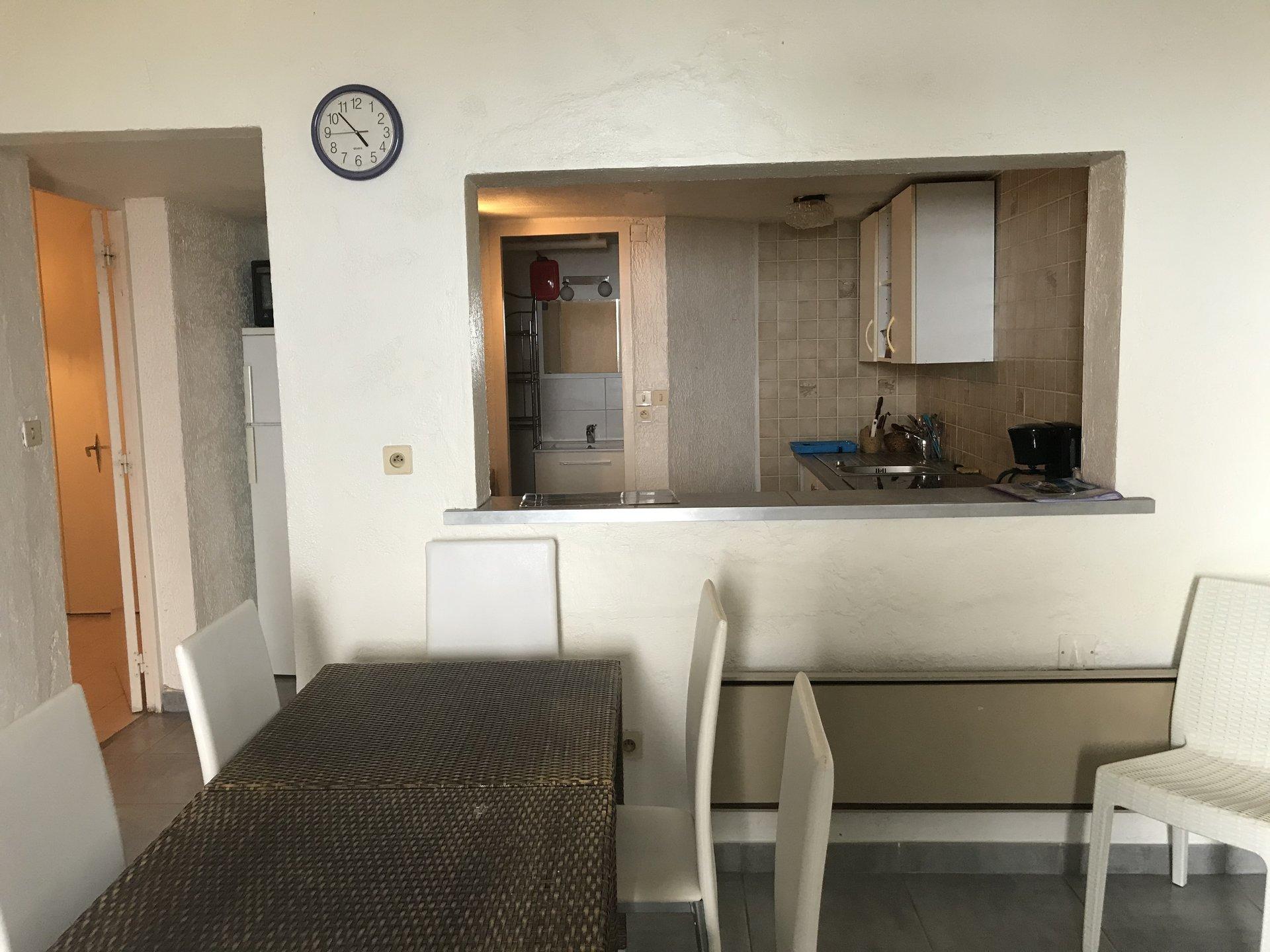 Rental Apartment - Algajola