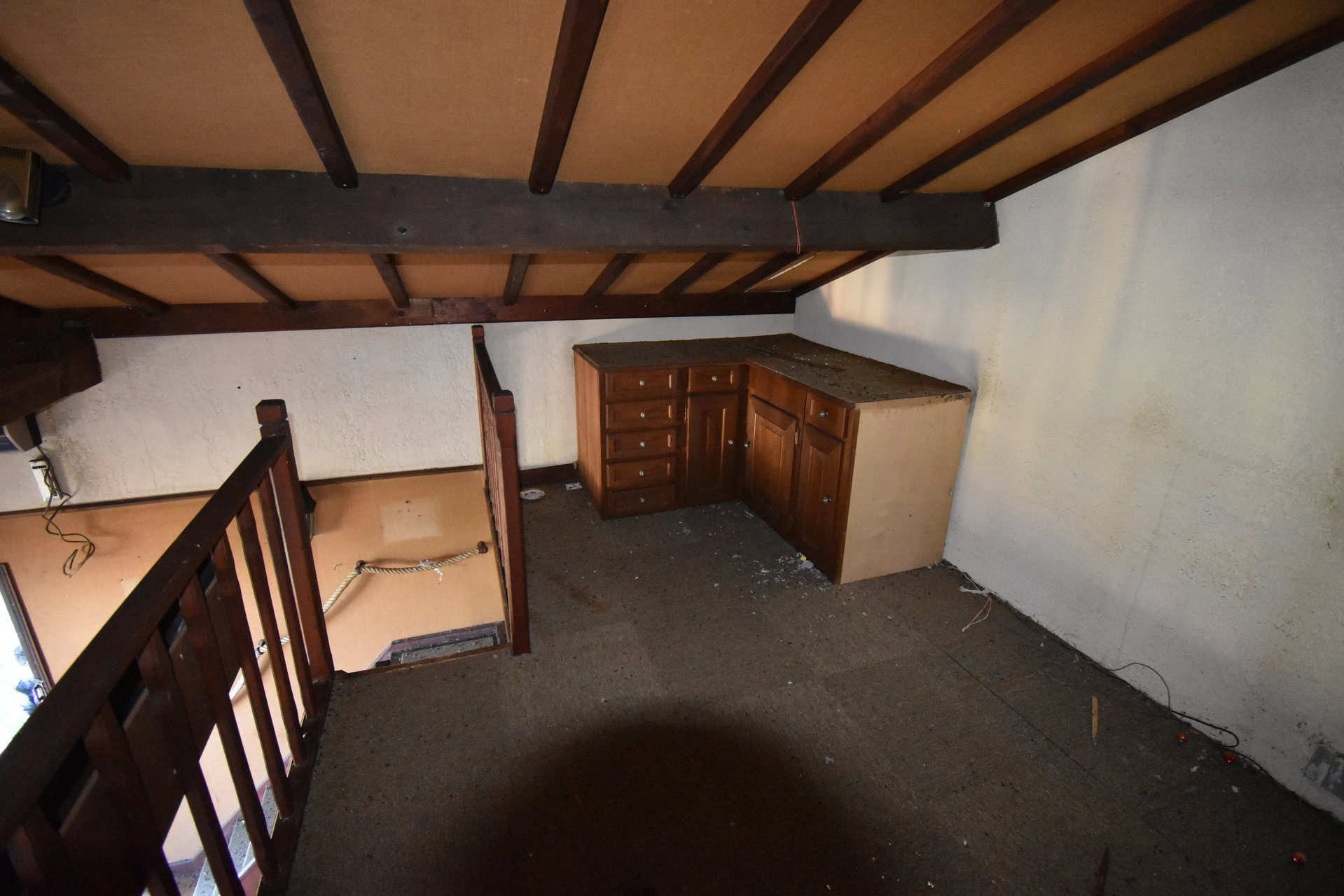 Petite maison de 2 pièces, en vue mer Menton