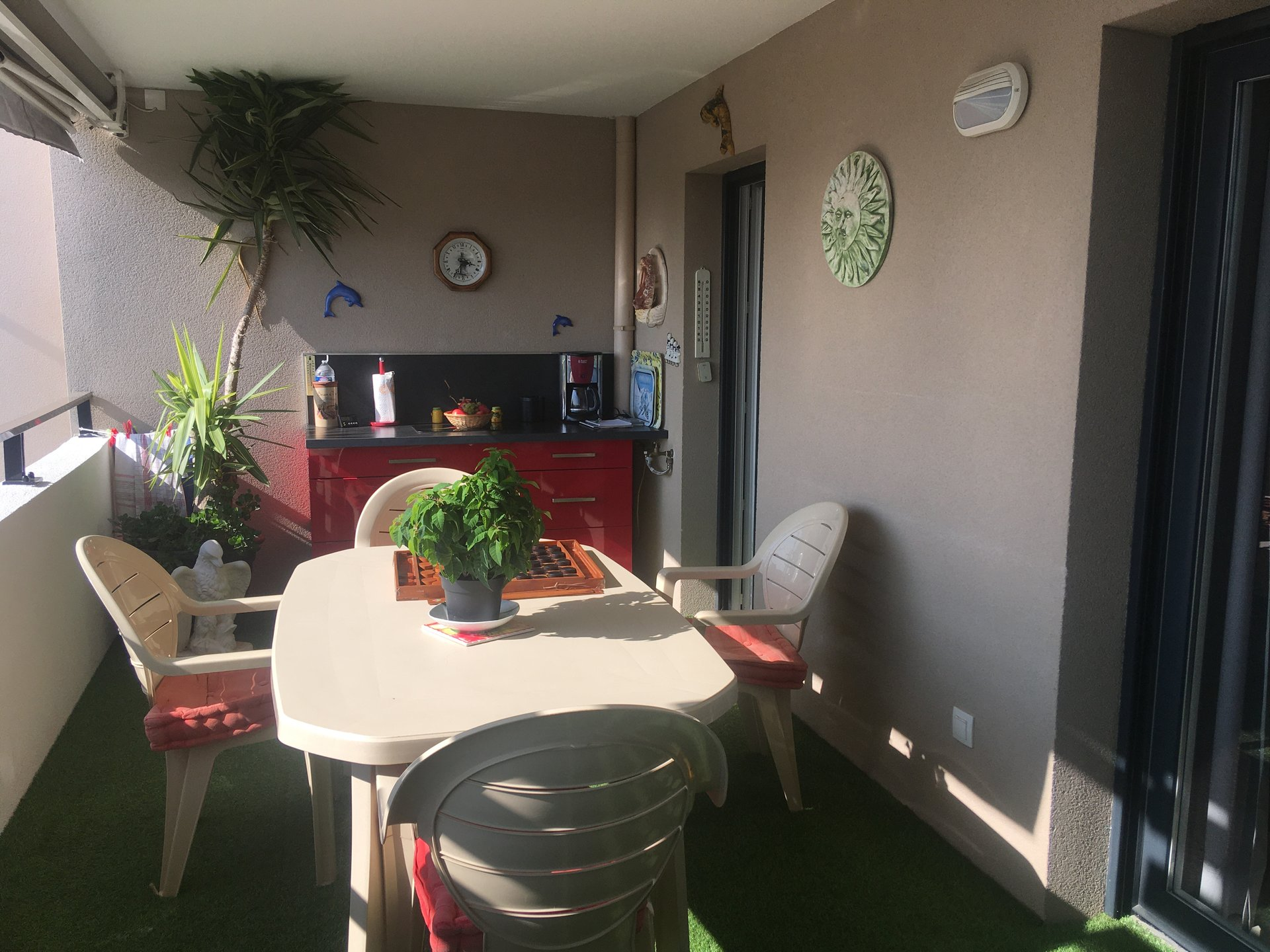 Sale Apartment - Saint-Raphaël Peyron