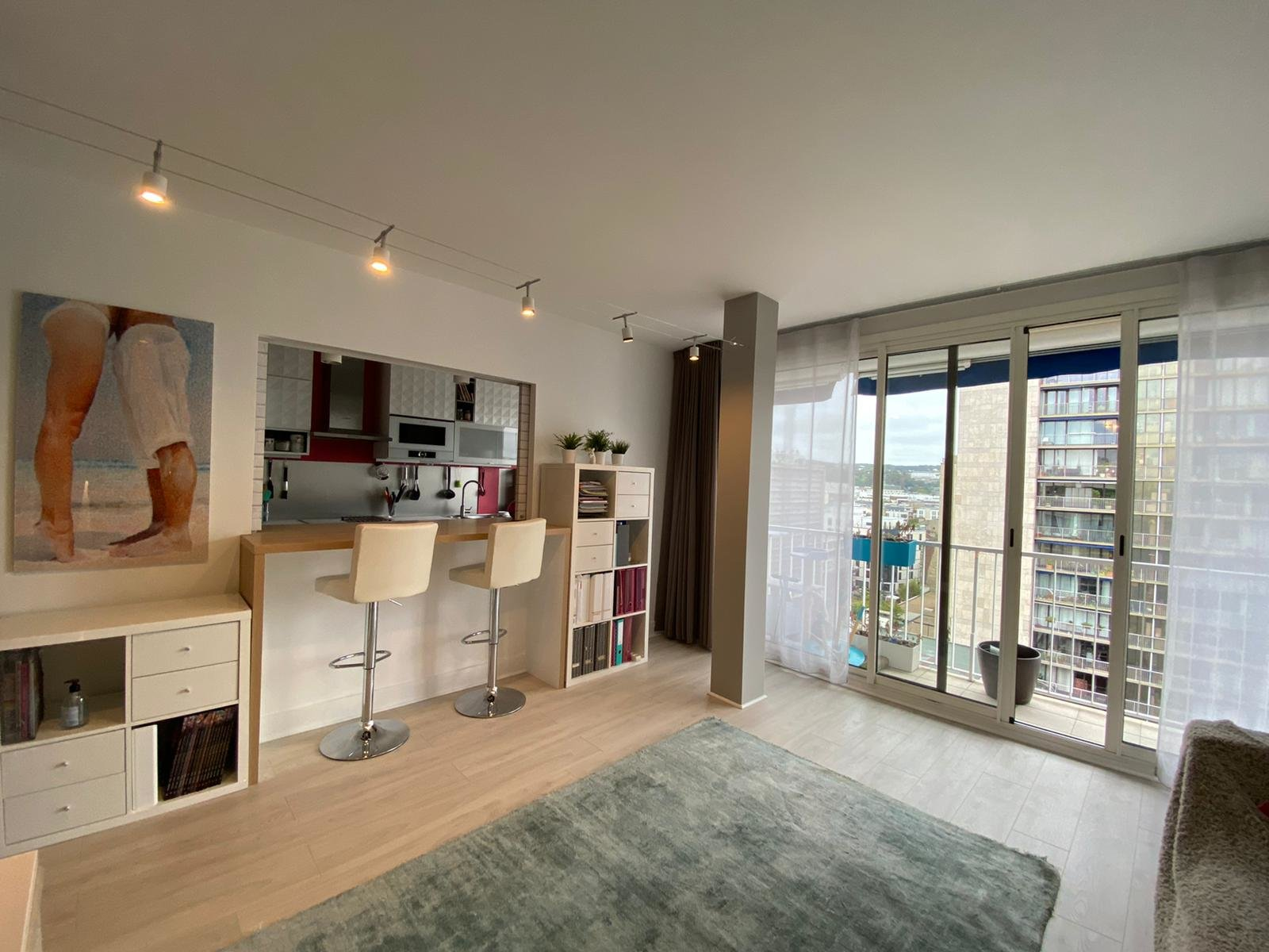 Sale Apartment - Boulogne-Billancourt République–Point-du-Jour