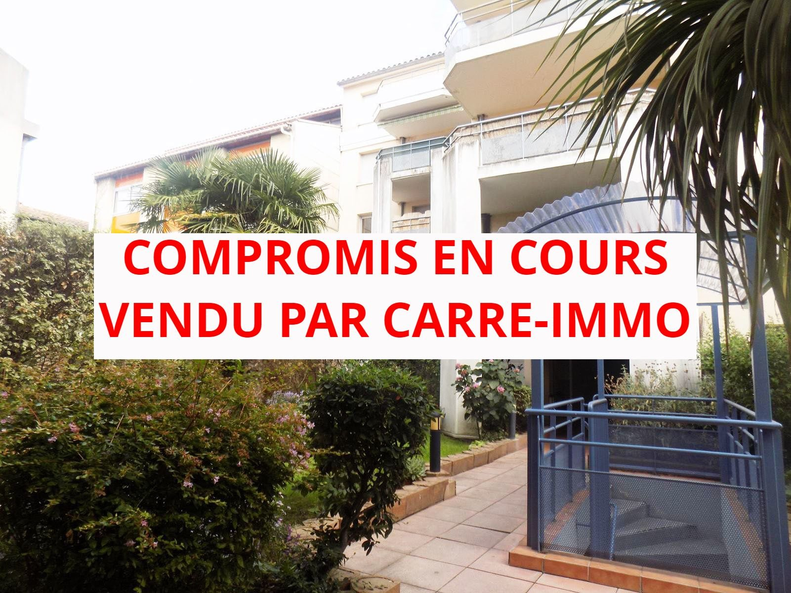 Appartement T2 - 31000 TOULOUSE