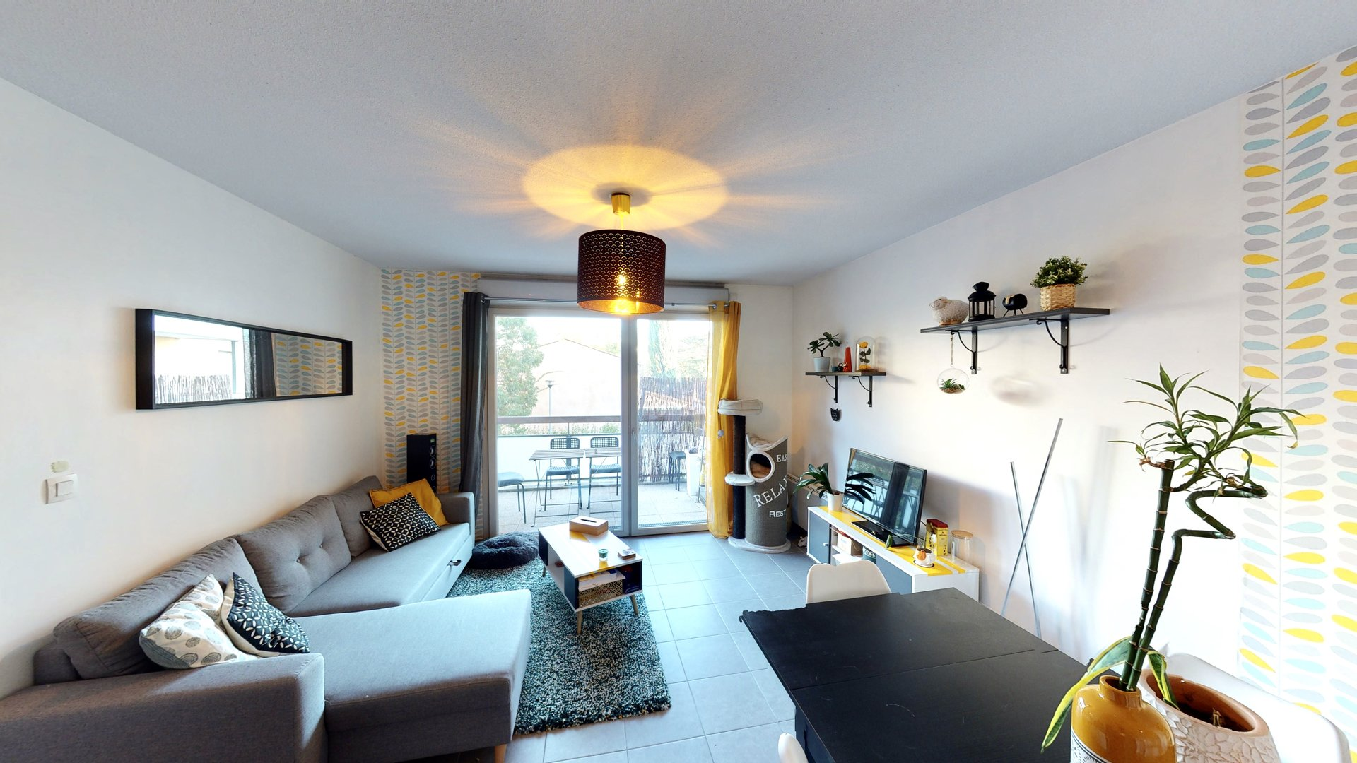 Appartement T2 - Guilhemery