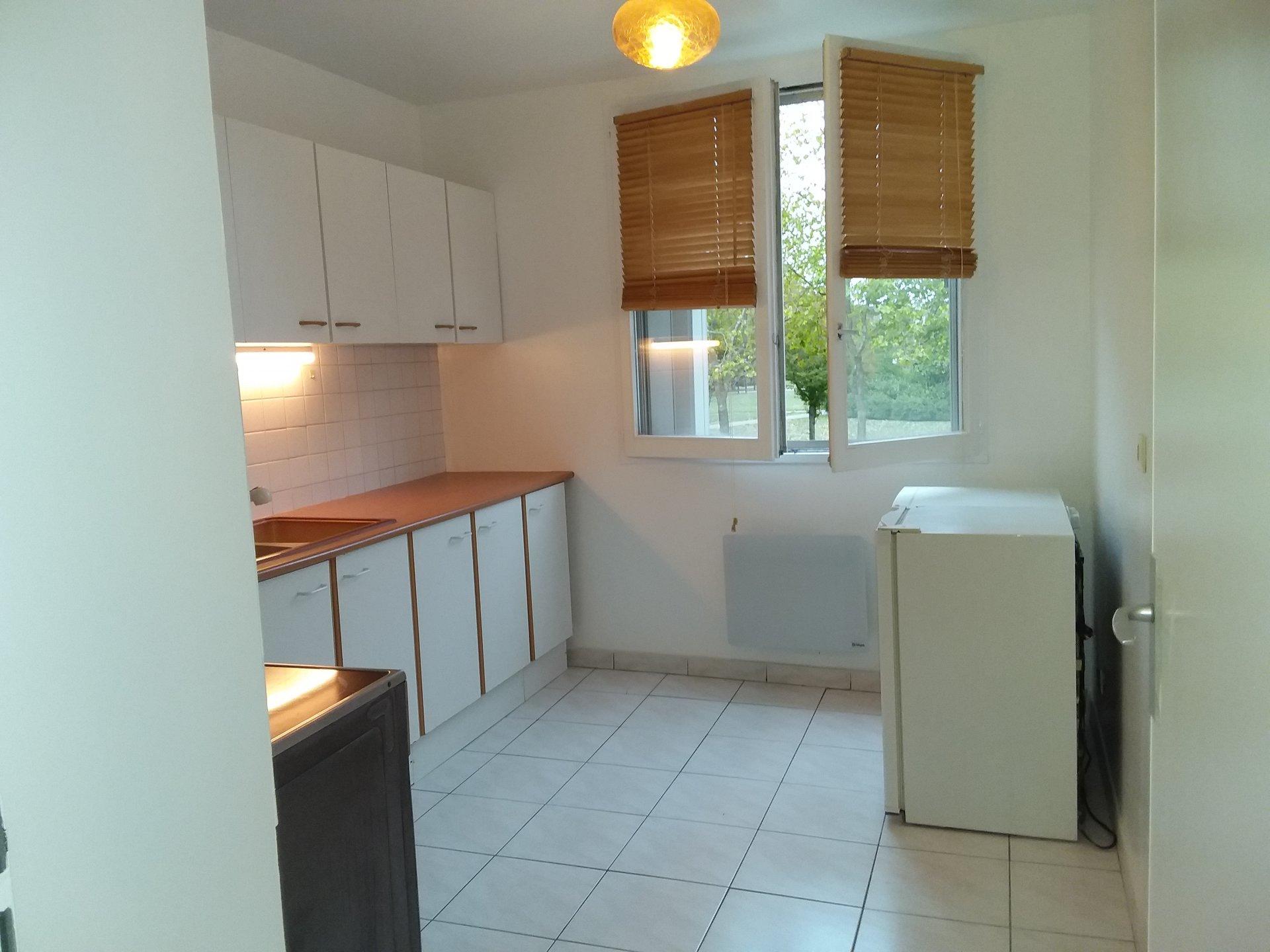2 Pièces meublé de 56 m² avec balcon