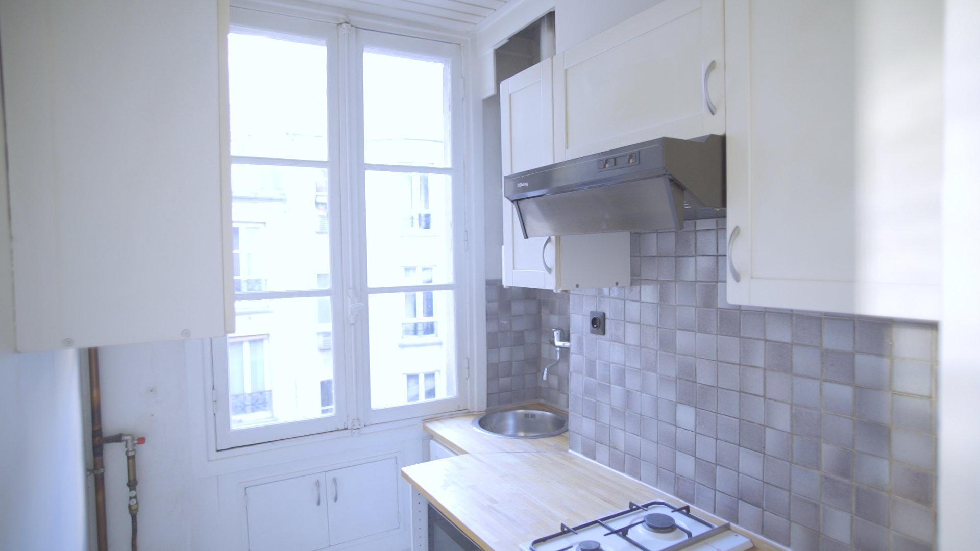 Achat Appartement, Surface de 42.1 m²/ Total carrez : 42 m², 2 pièces, Paris 11ème (75011)