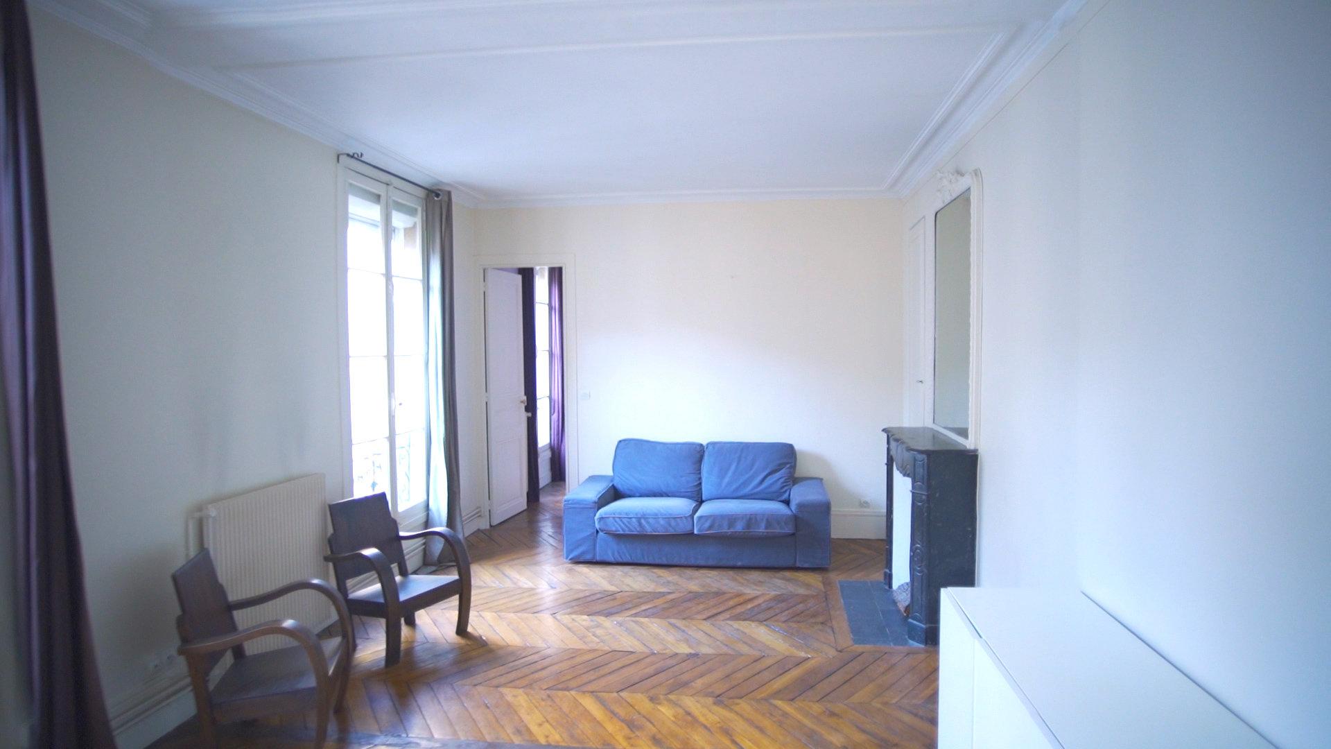 Achat Appartement Surface de 42.1 m²/ Total carrez : 42 m², 2 pièces, Paris 11ème (75011)