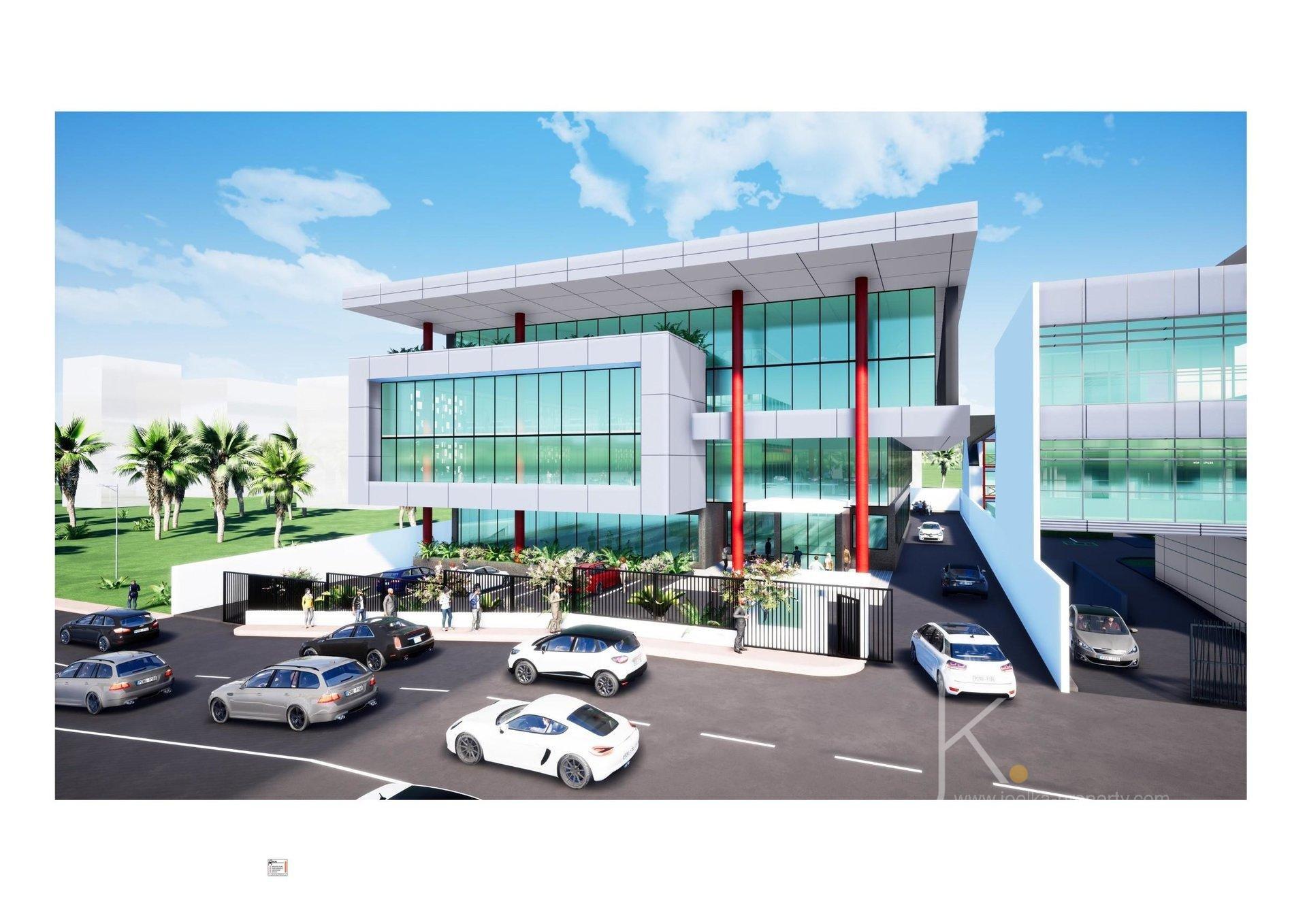 Location Immeuble Abidjan RIVIERA 4 RESIDENTIELLE