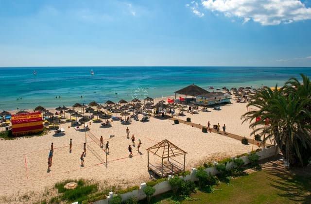 Hotel les pieds dans l'eau à Sousse ville