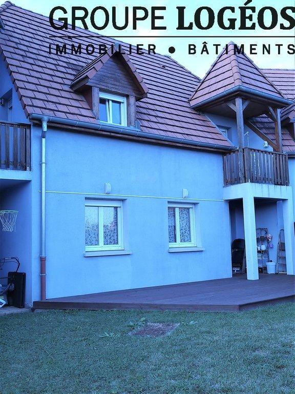 Duplex-jardin de 87m² Steinbach.