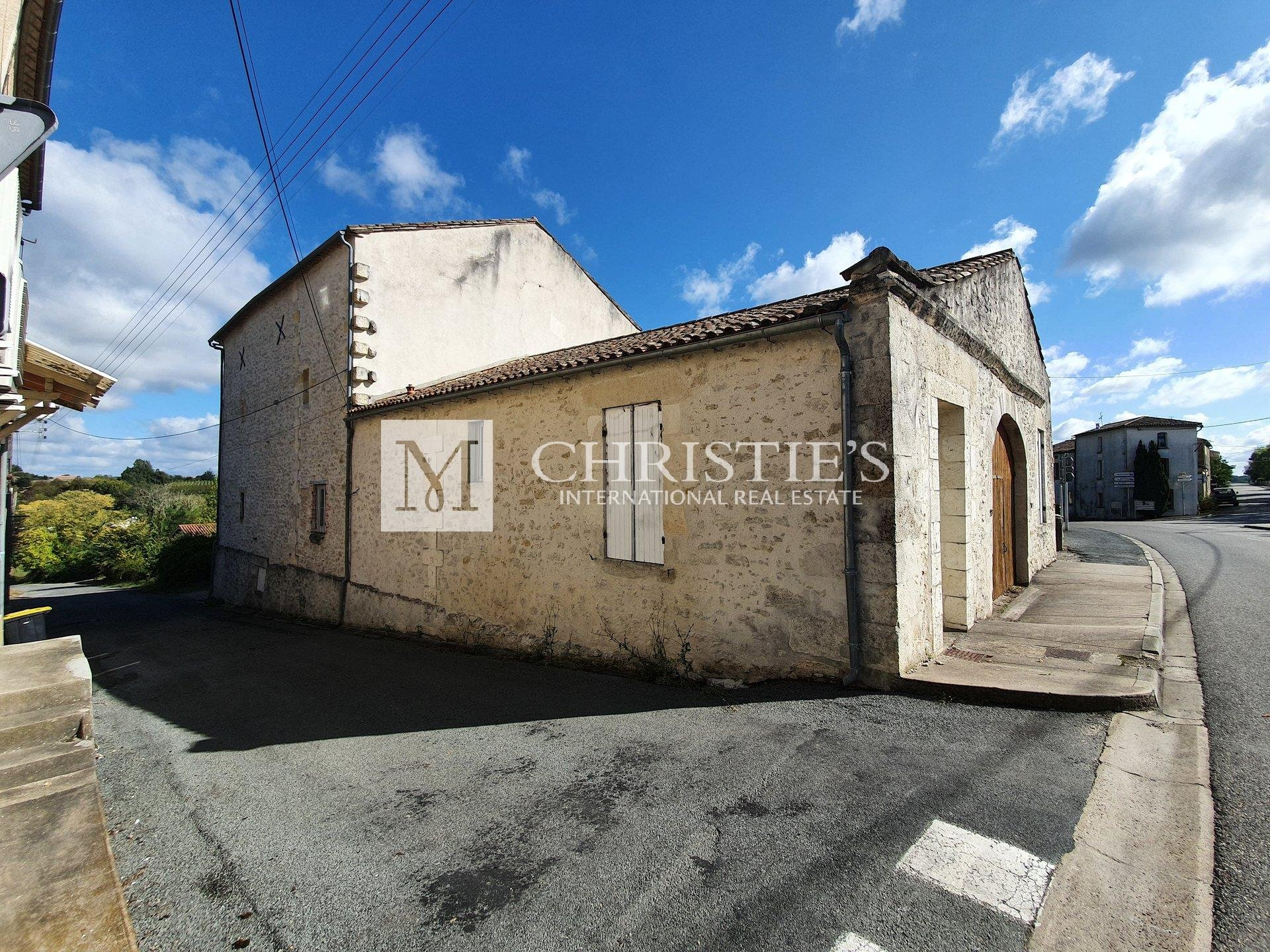 Popular Village, 2 Homes, Potential Gite business