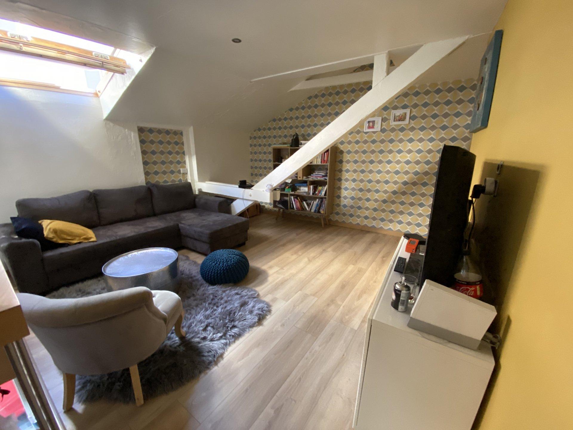 Appartement duplex, Schiltigheim