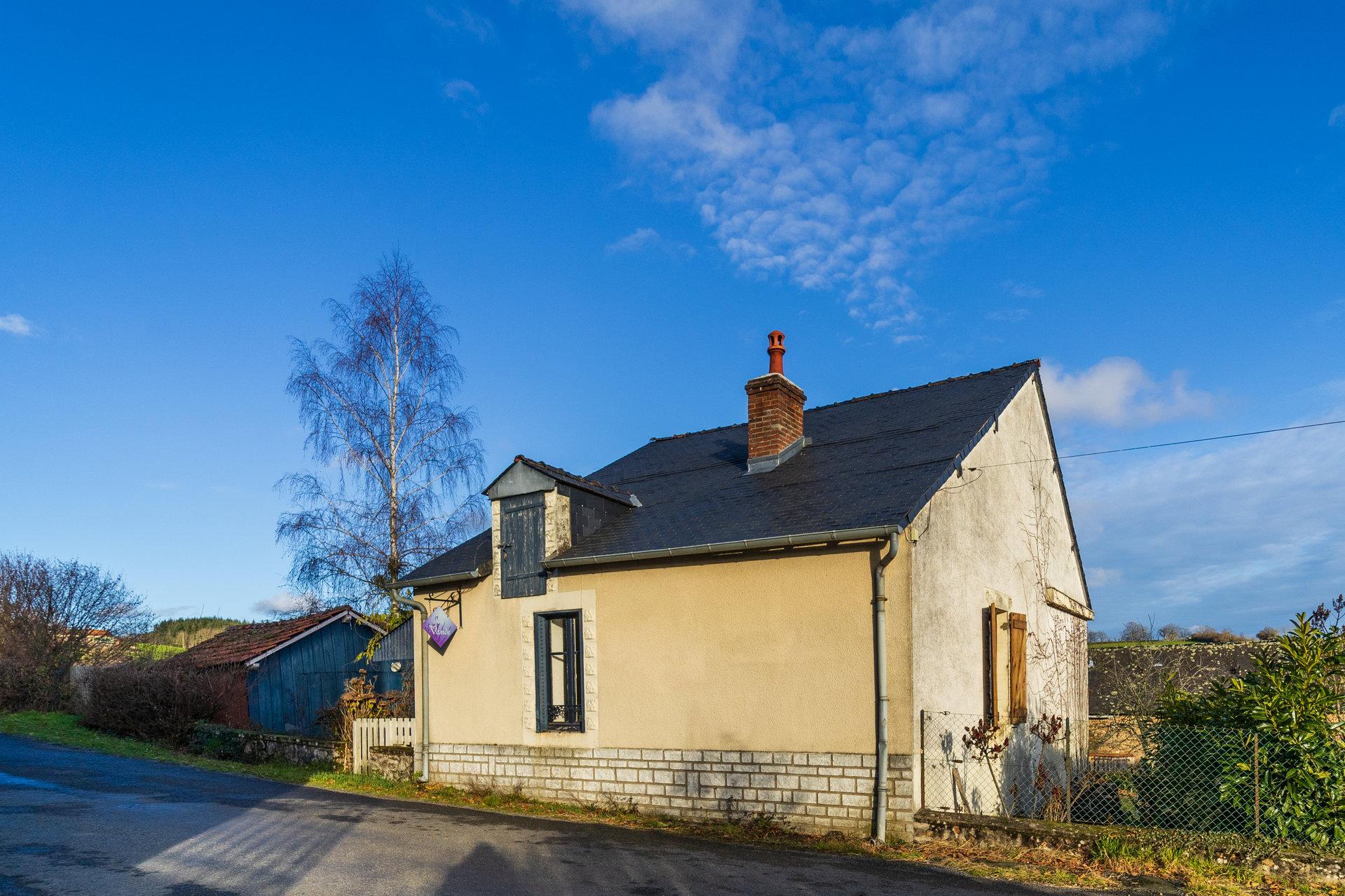 Bourgogne-Sud Morvan, gemûtliches Ferienhaus in Semelay