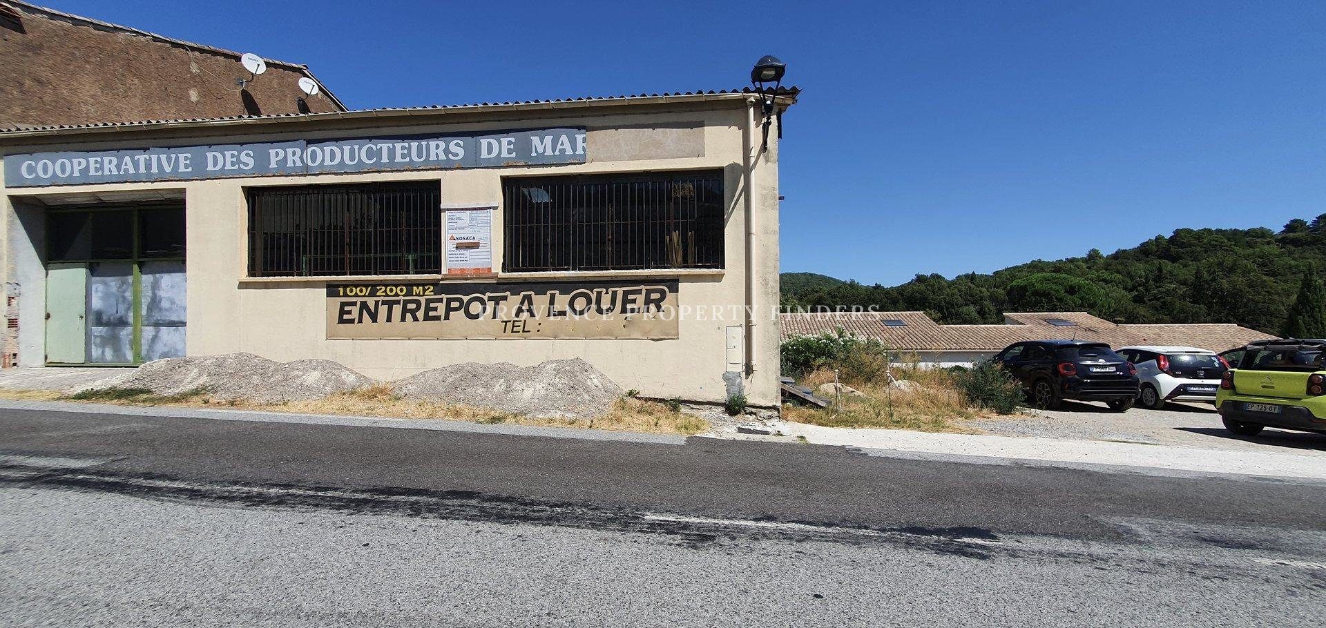 Industrial building for sale  in La Garde Freinet.