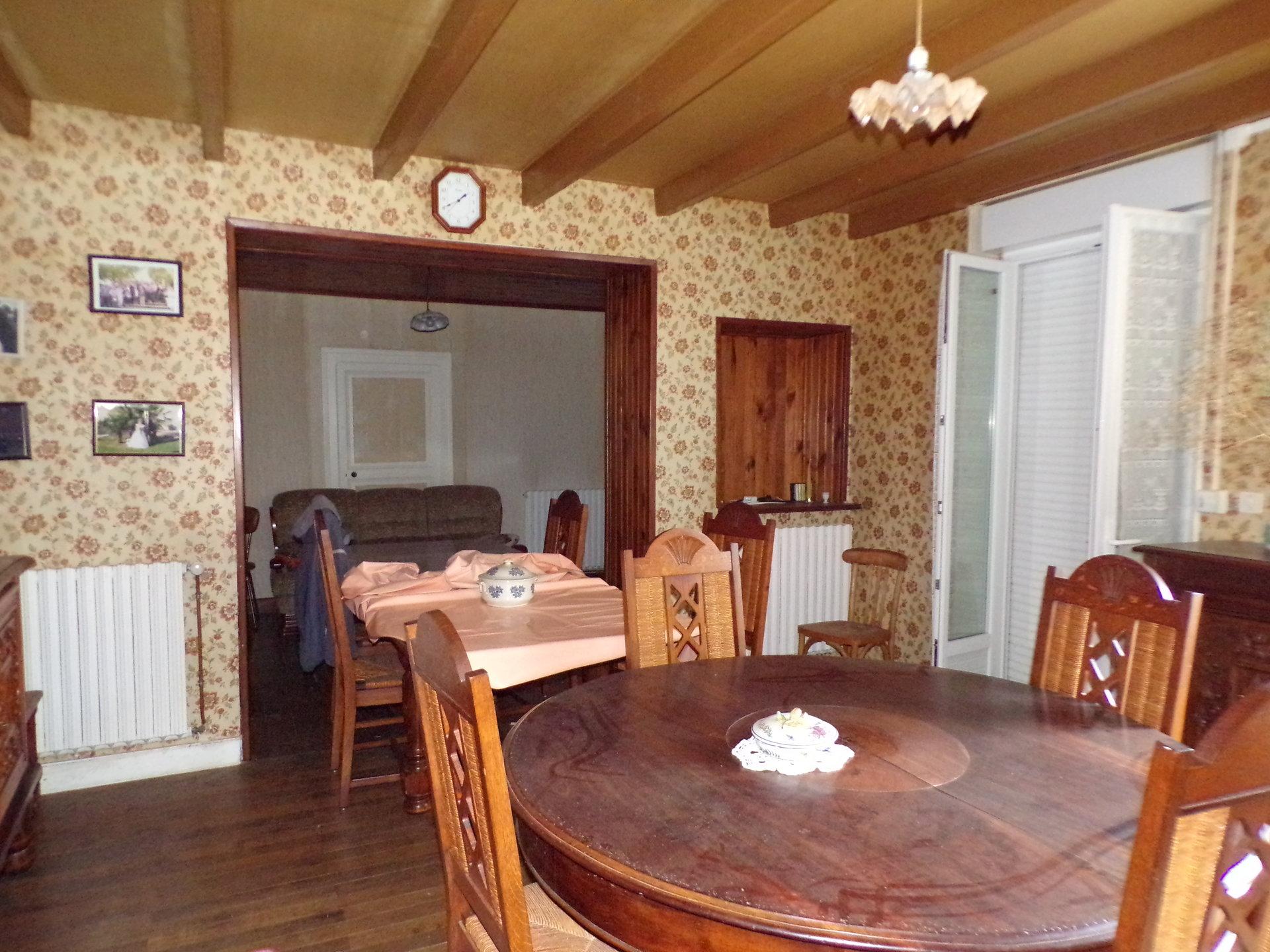 Maison de village à 10mn de Villefagnan