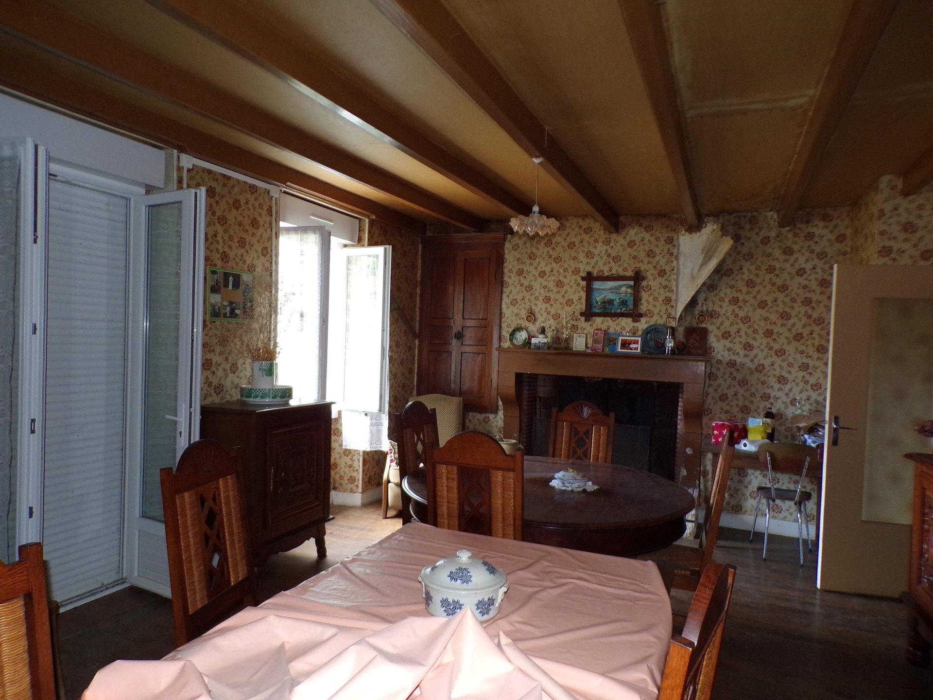 Village house 10mn from Villefagnan