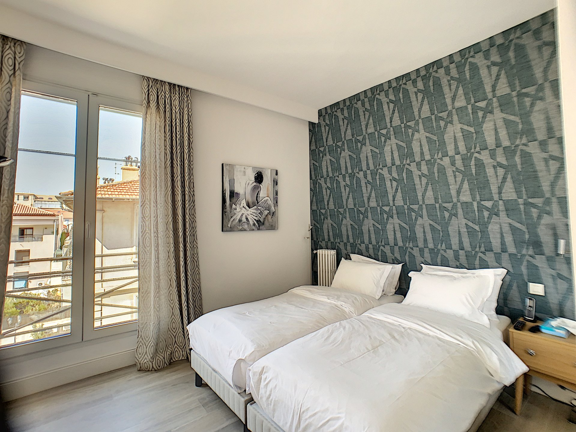 Location Appartement - Cannes Arrière Croisette