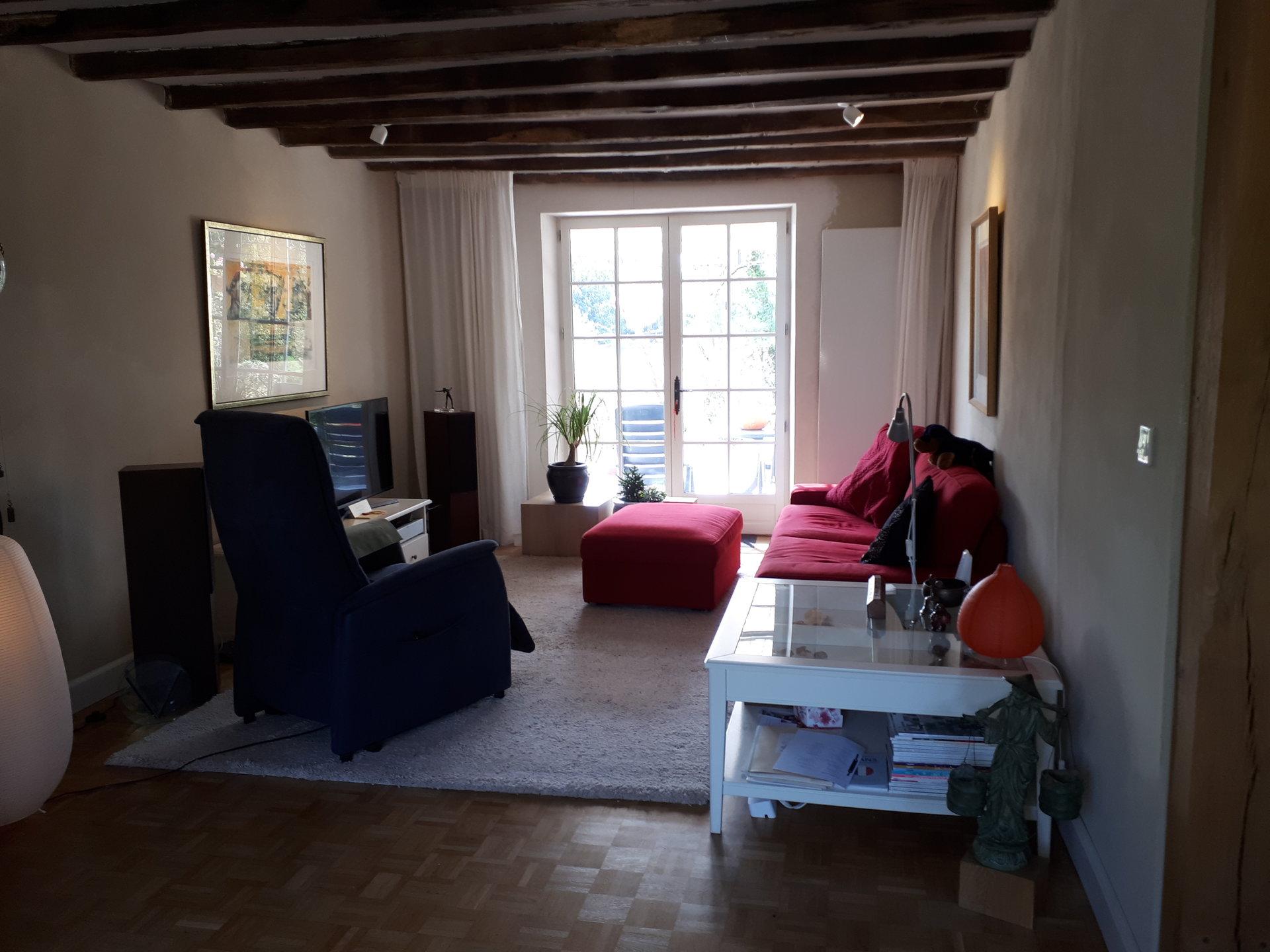 Zu verkaufen in der Creuse, einem Haus, Scheune und Garten.