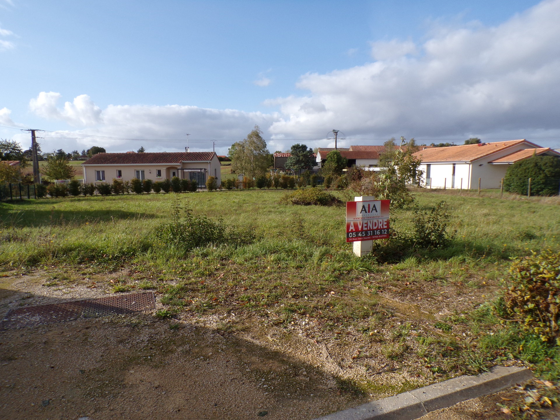 Sale Building land - Bernac