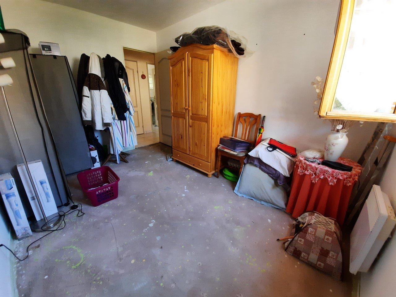 Maison de plain-pied, 3 chambres et au calme !