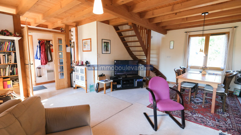 Ready to move in house for sale near Gouloux in the Morvan