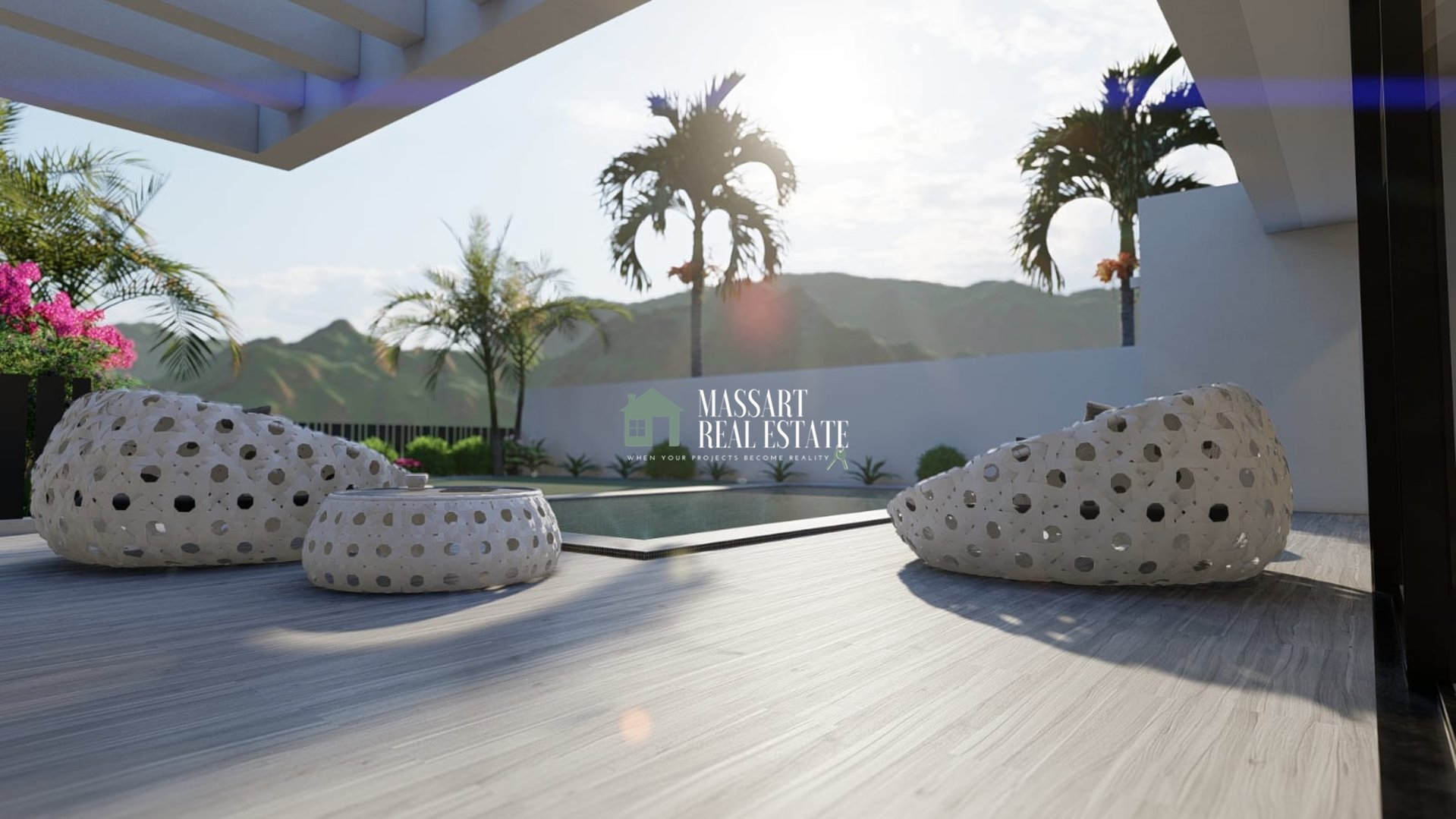 Une villa moderne et luxueuse au design exclusif - Granadilla de Abona.