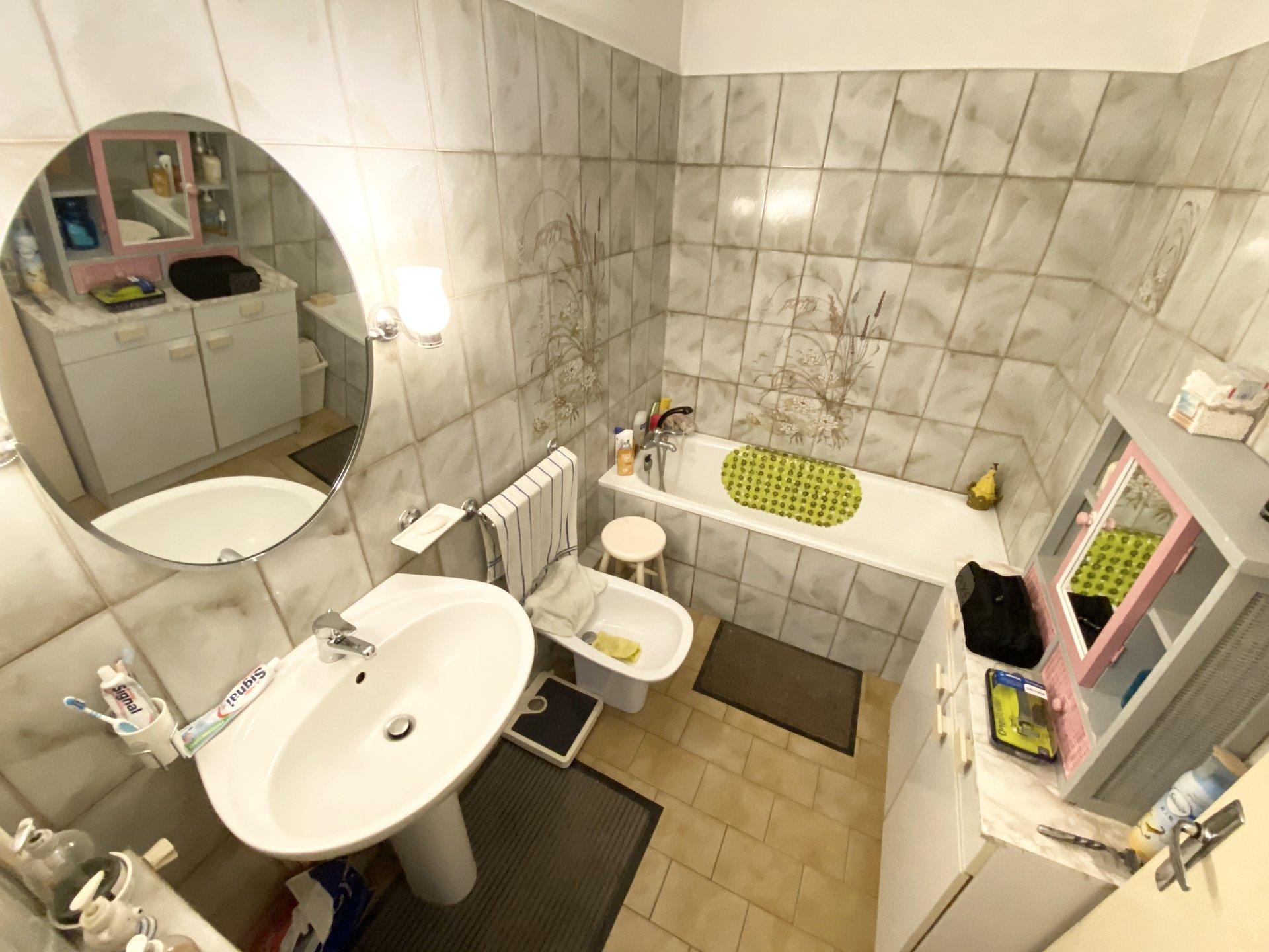 Aix-en-Provence centre ville appartement T3 avec loggia
