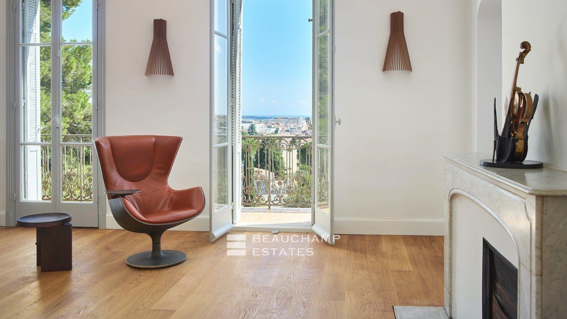 Exclusivité - Cannes Oxford - Superbe Appartement 6 pièces Bourgeois